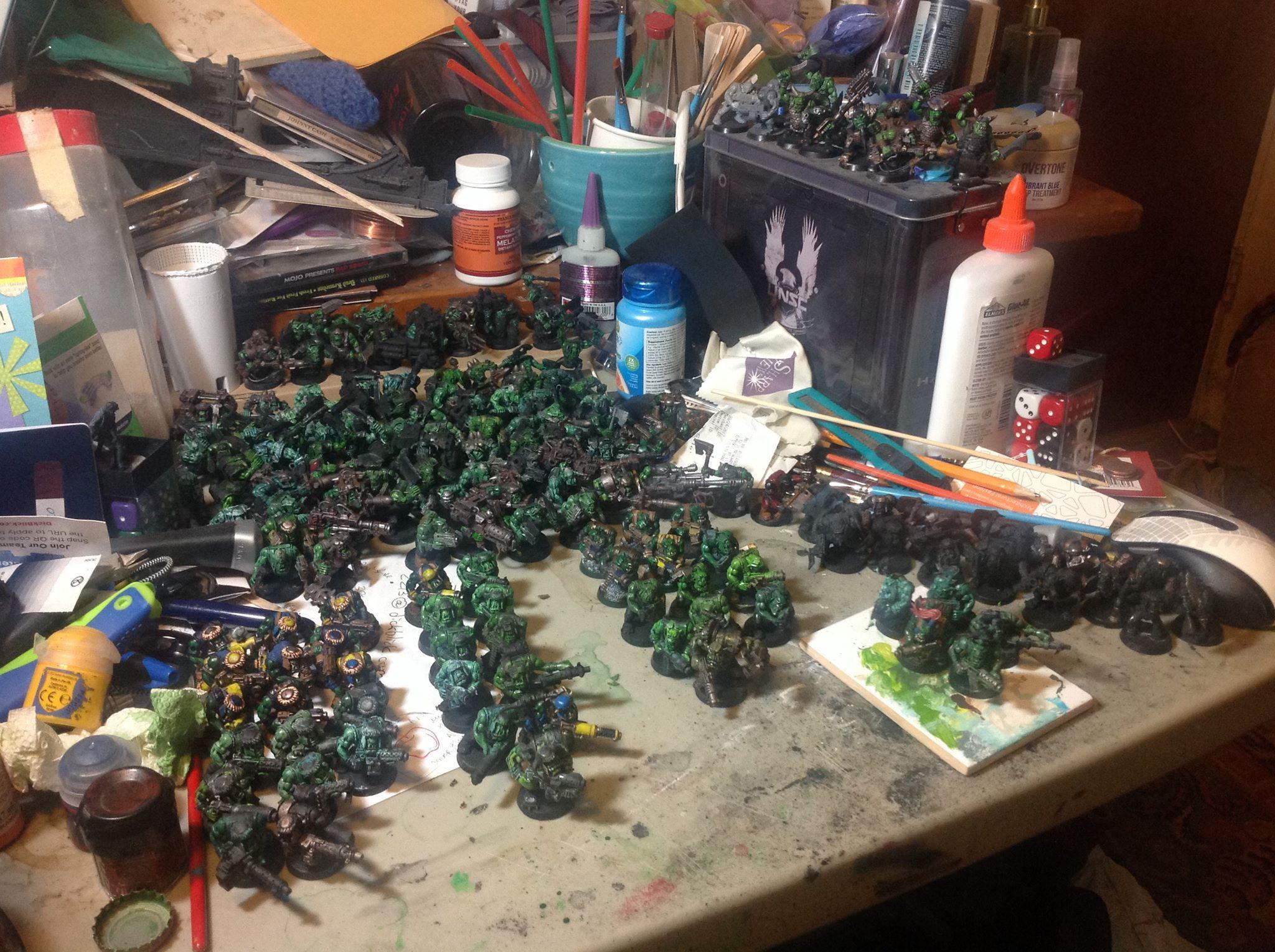 Boy, Orks, Pip, Waaazag, Warboss_waaazag, Warhammer 40,000, Warhammer Fantasy