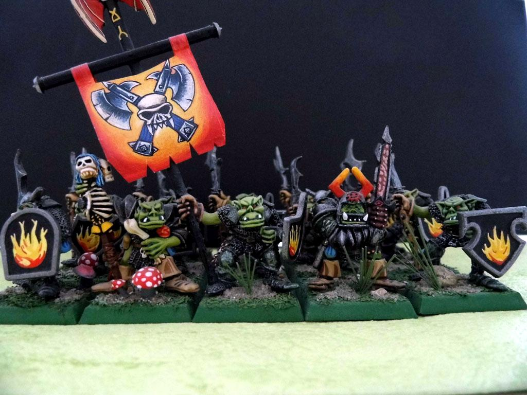 Goblins, Orks, Undead, Warhammer Fantasy Battles