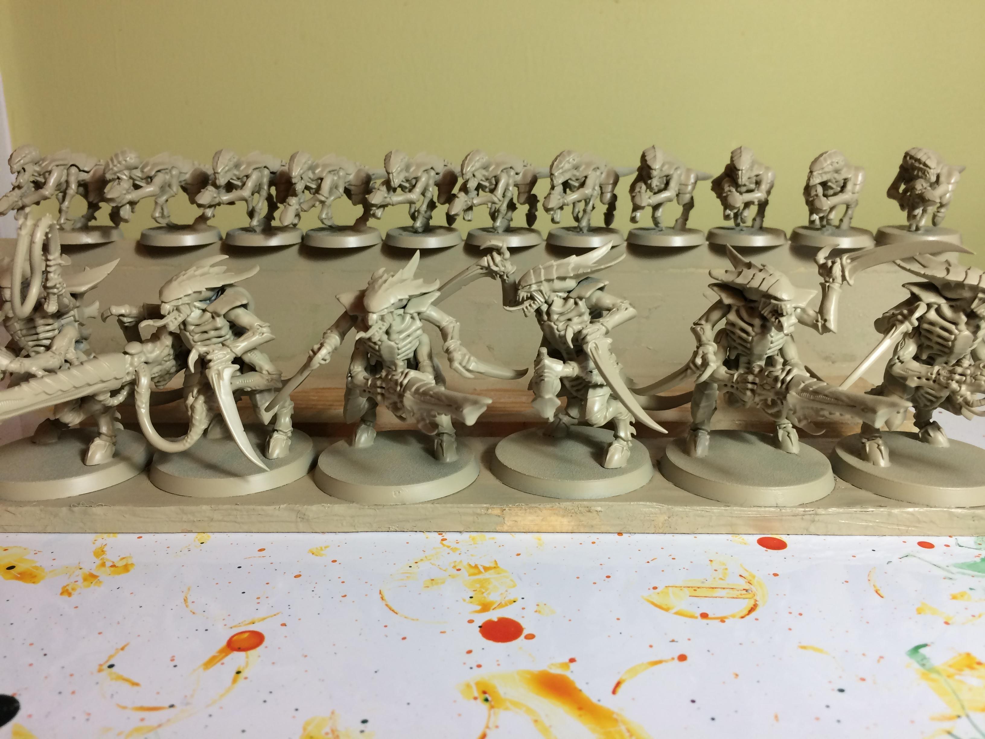 Skeleton Bone, The Army Painter, Tyranids