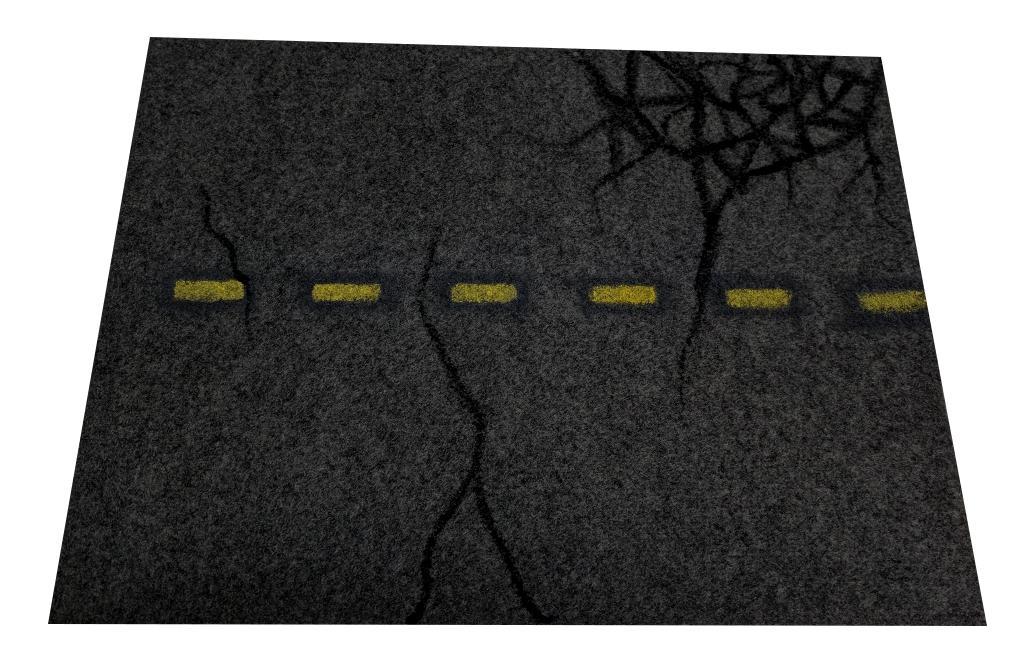 Roads, Scratch Build, Terrain