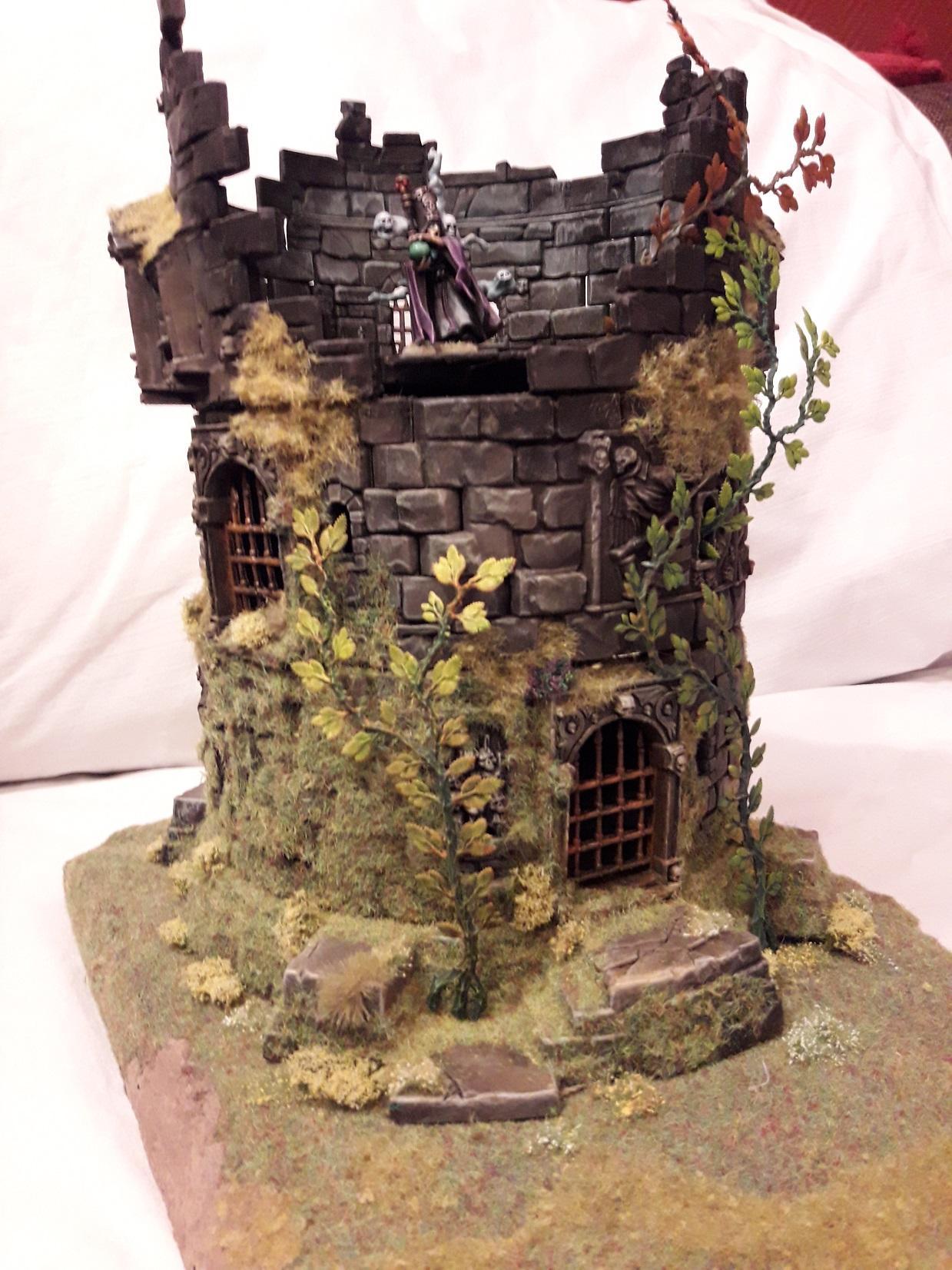 Age Of Sigmar, Sylvaneth, Terrain, Tower