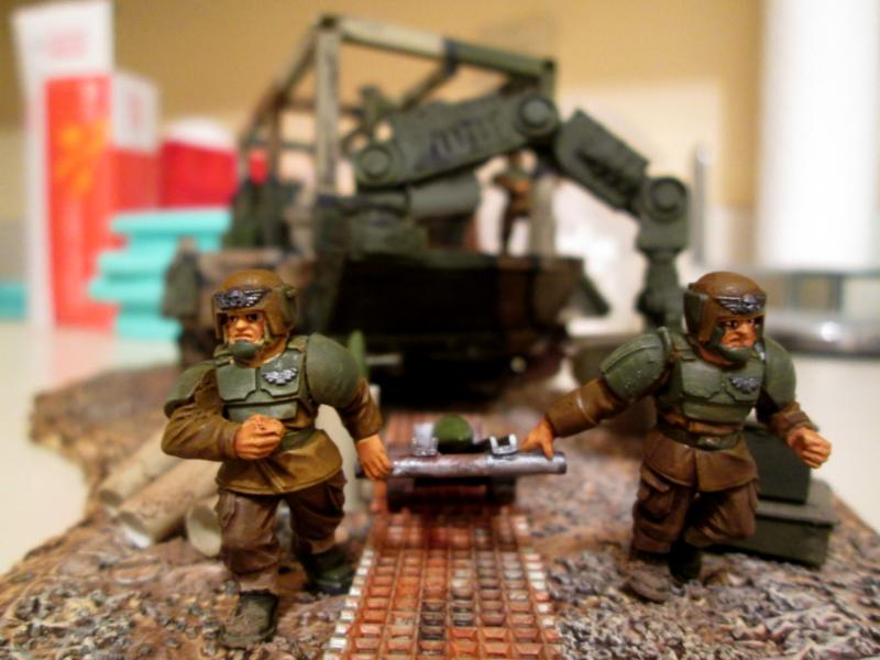 Basilisk, Conversion, Howitzer, Imperial Guard, Tracked