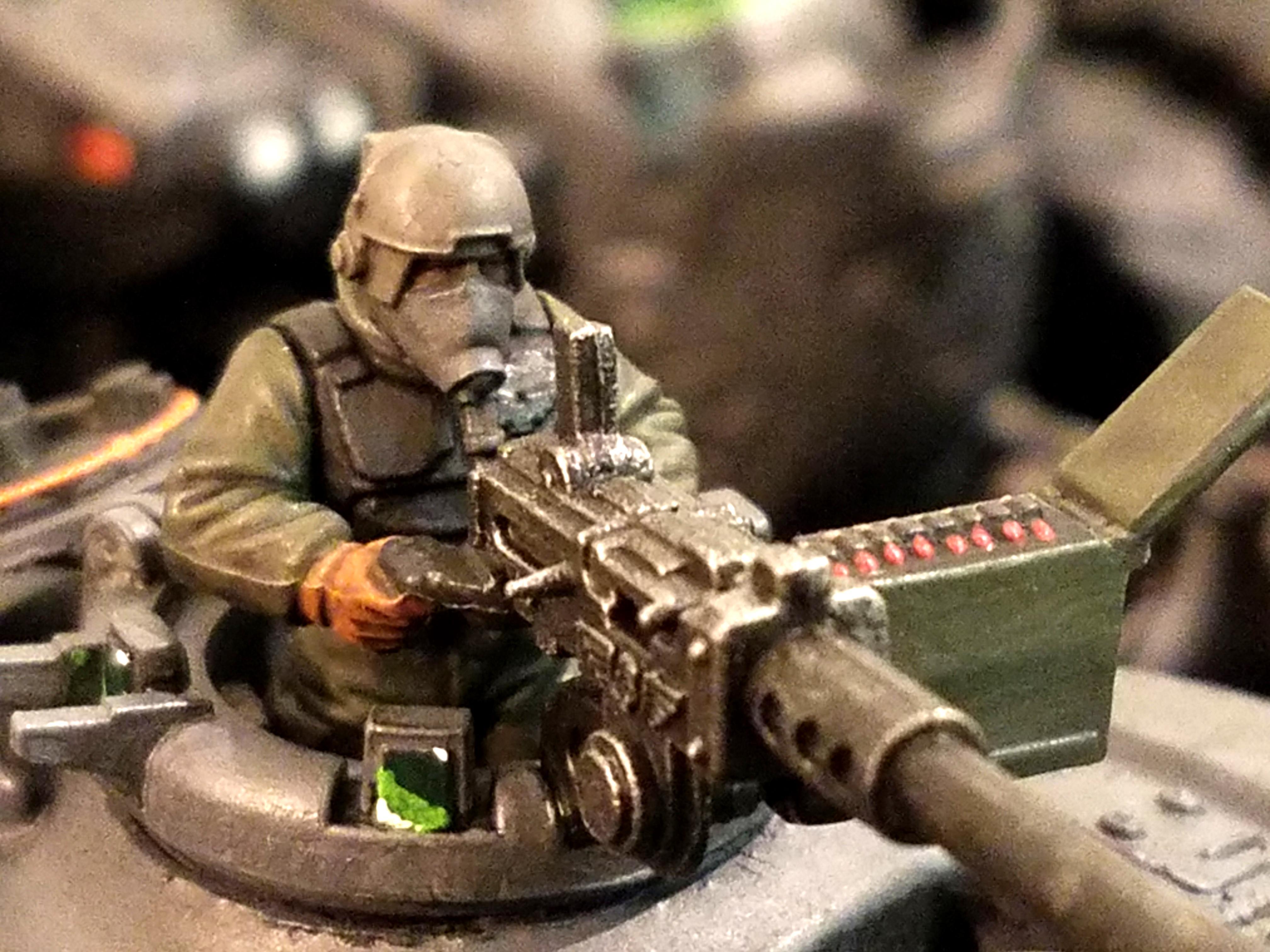 Gears Of War, Leman Russ, Mechanized, Proxy, Russ, Russes, Tank, Video Game