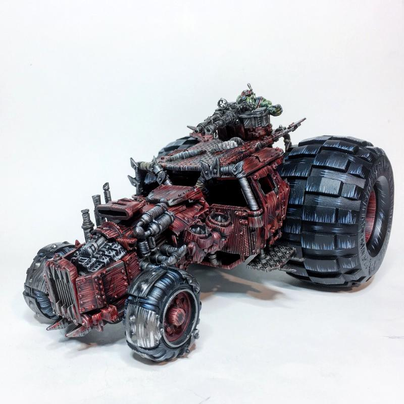 Orks, Warbuggy, Warhammer 40,000
