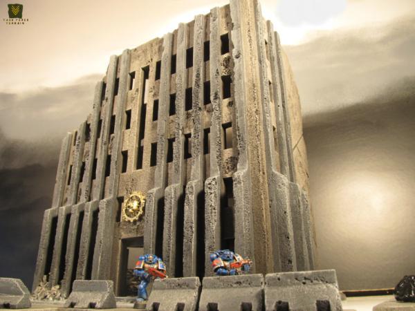 100+ Wargaming Terrain Command Center Diy – yasminroohi