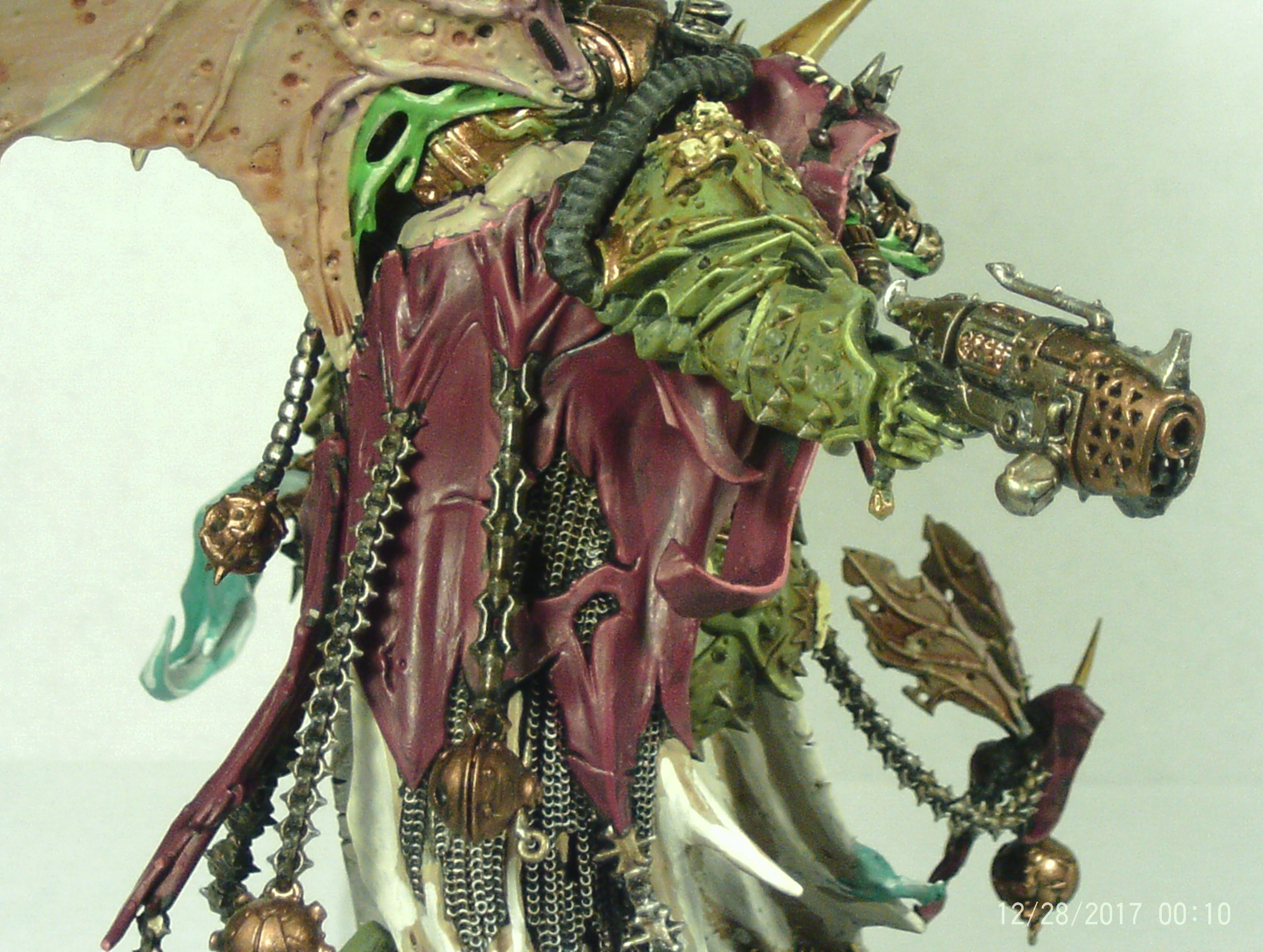 Chaos, Daemons, Death, Guard, Legion, Monster, Mortarion, Nurgle, Primarch