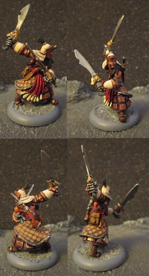 Idrian Chief
