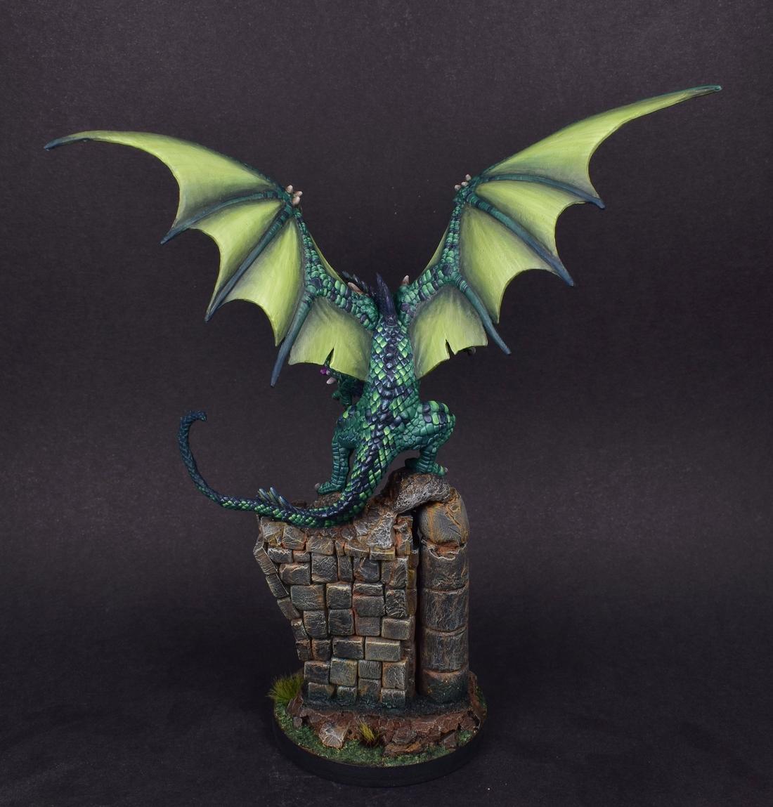 Bones, Dragon, Emerald, Pathfinders, Reaper