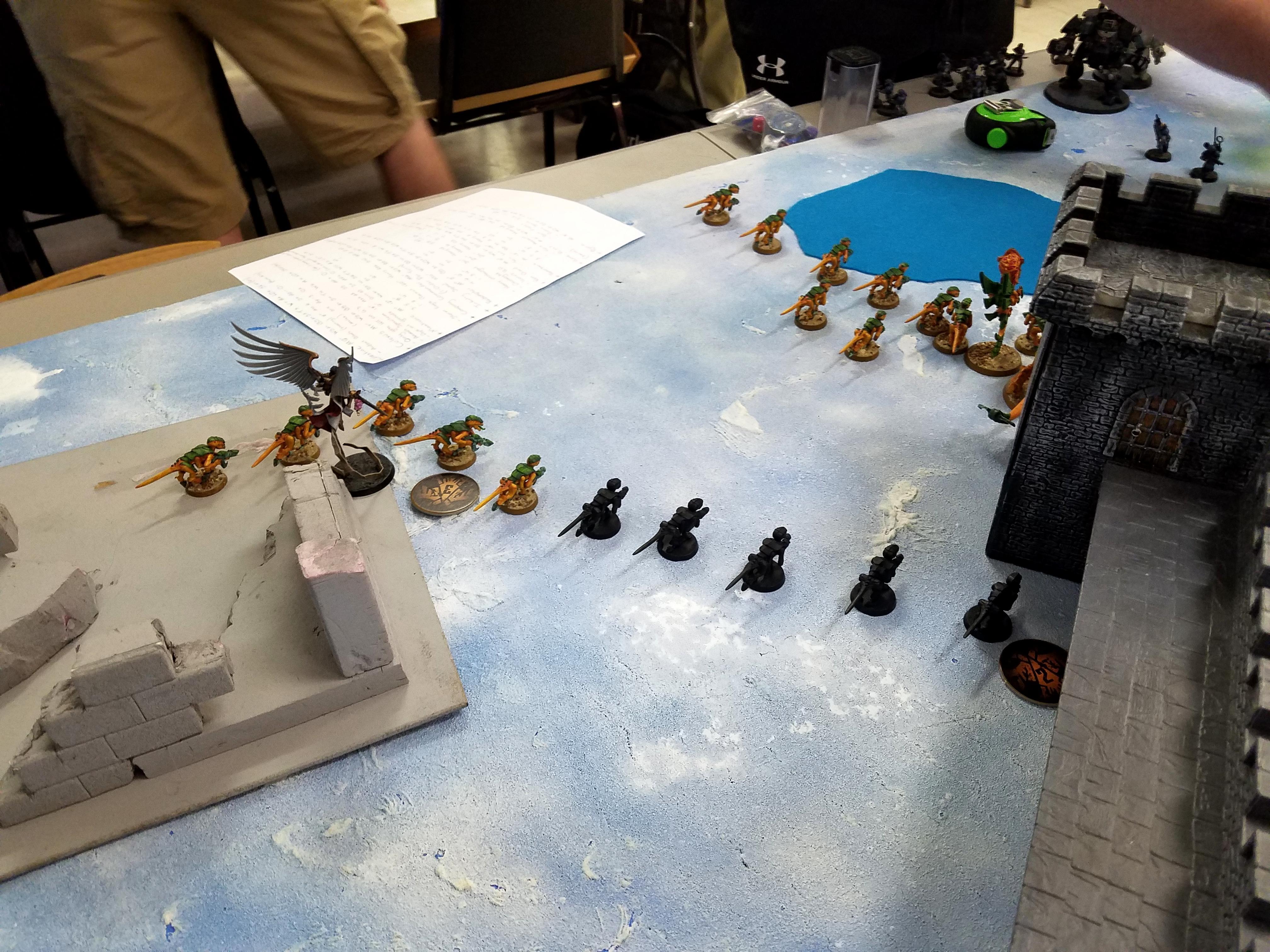 Battle Report Dec 2 2017