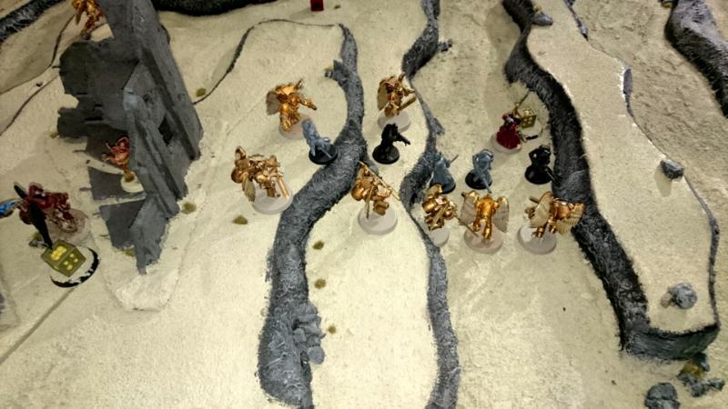 batrep #3, T4 end of BA move