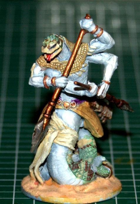 Naashti, Naga, Snakemen