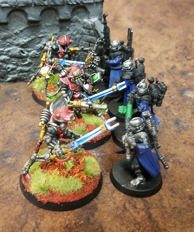 Battle Report, Mechanicus, Warhammer 40,000