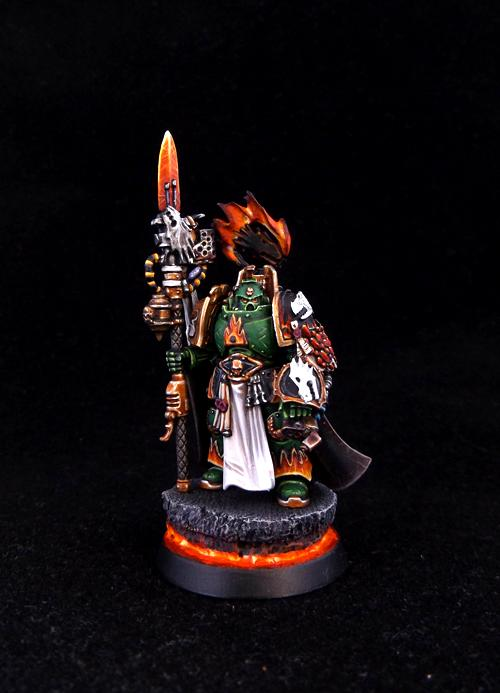 Conversion, Fire, Green, Salamanders, Vulkan, Vulkan He%2527stan Conversion, Vulkan He%27stan Conversion, Vulkan He'stan Conversion
