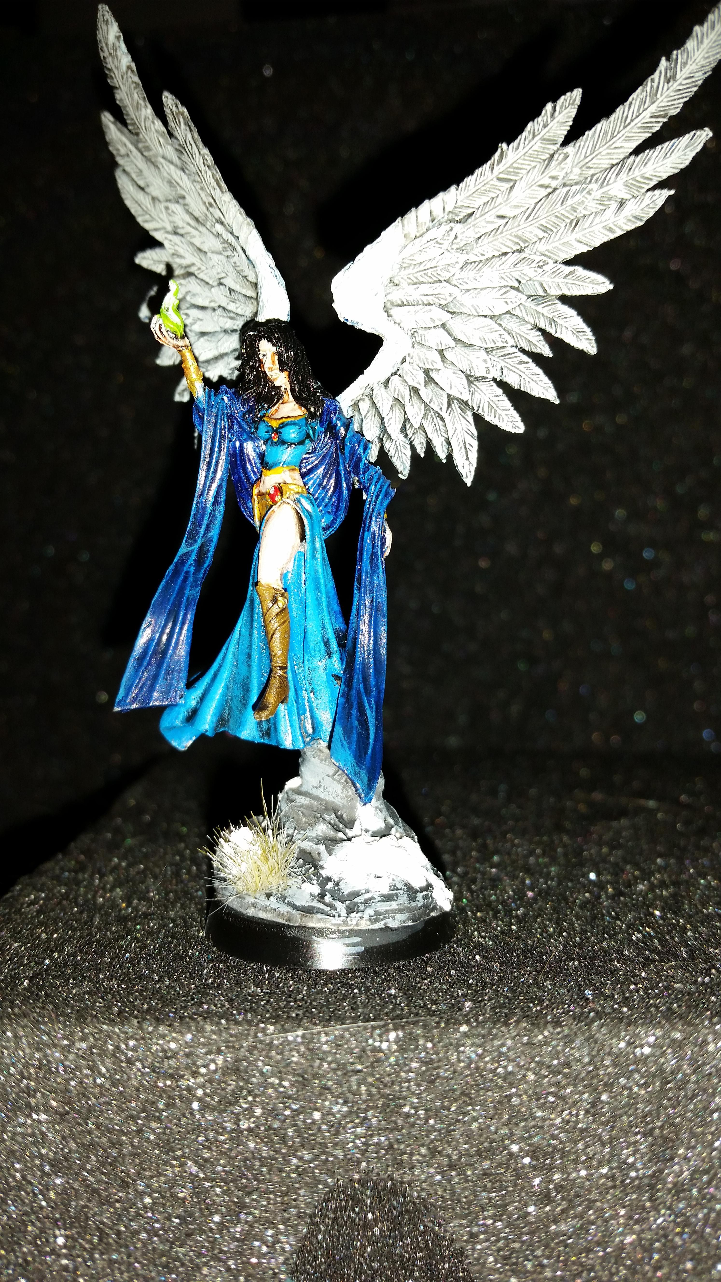Dark Sword Miniatures models.