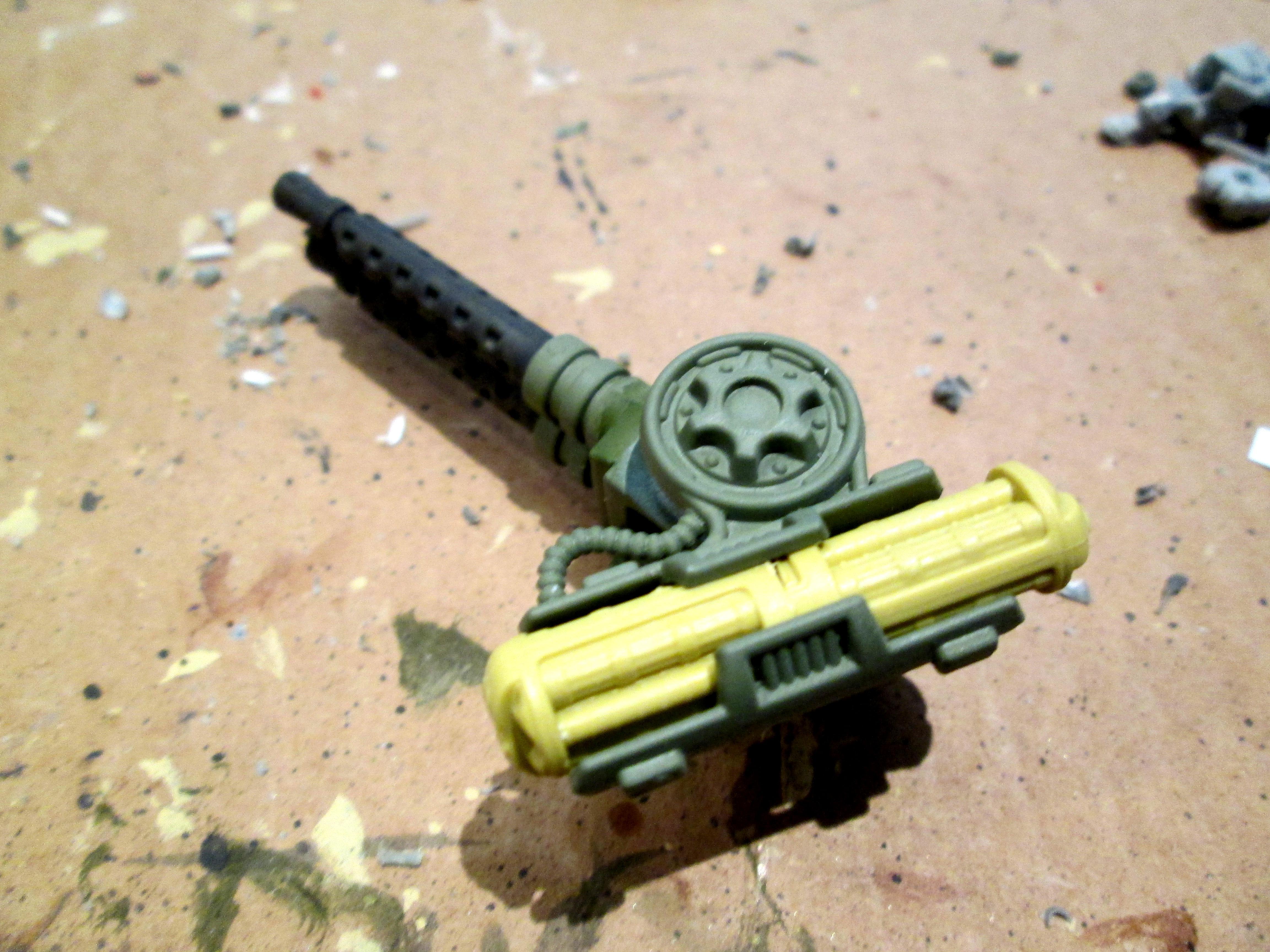 Bronekorpus, Conversion, Hydra, Imperial Guard, Tank