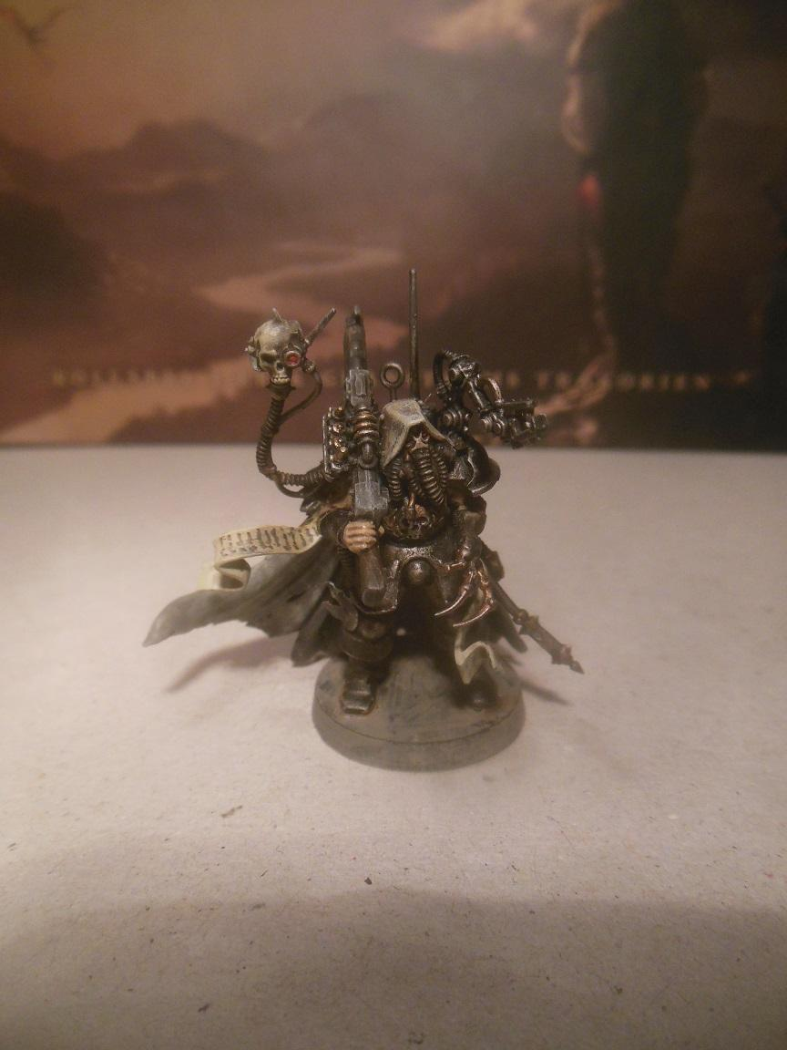 Henchmen, Inquisitor, Kitbash, Warhammer 40,000