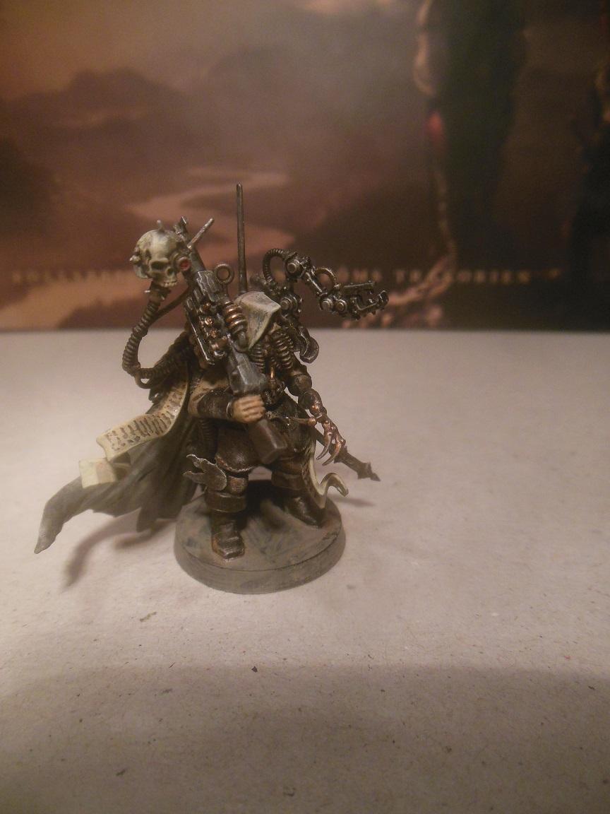 Henchmen, Inquisitor, Kitbash, Warhammer 40,000