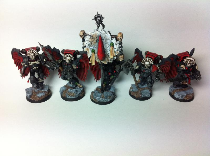 Flesh Tearers, Sanguinary Guard