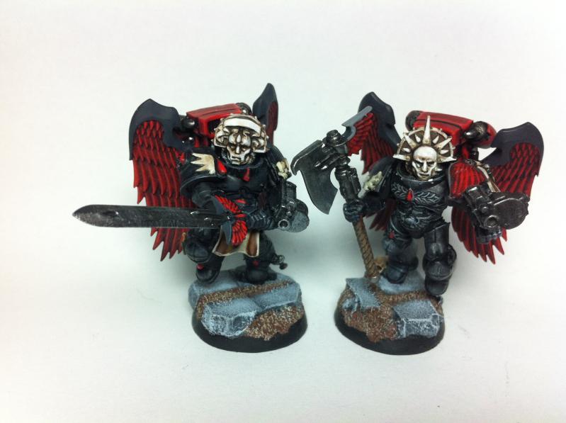 Flesh Tearers, Non-gold, Sanguinary Guard