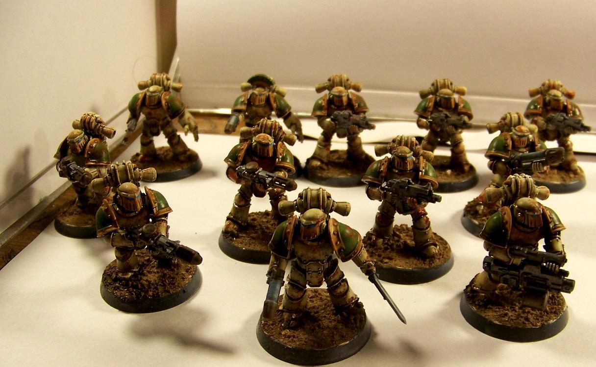 Death Guard, Heresy, Warhammer 30k