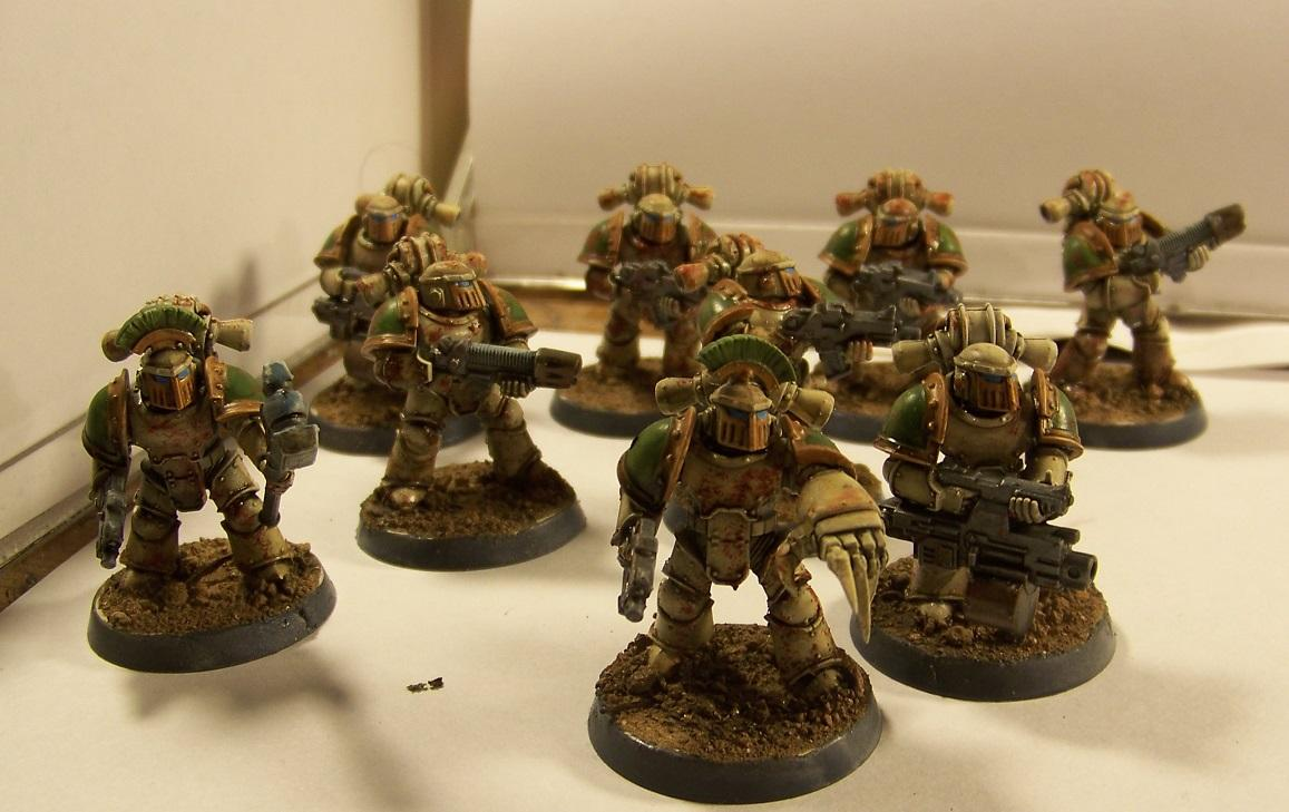 Death Guard, Heresy, Warhammer 30k