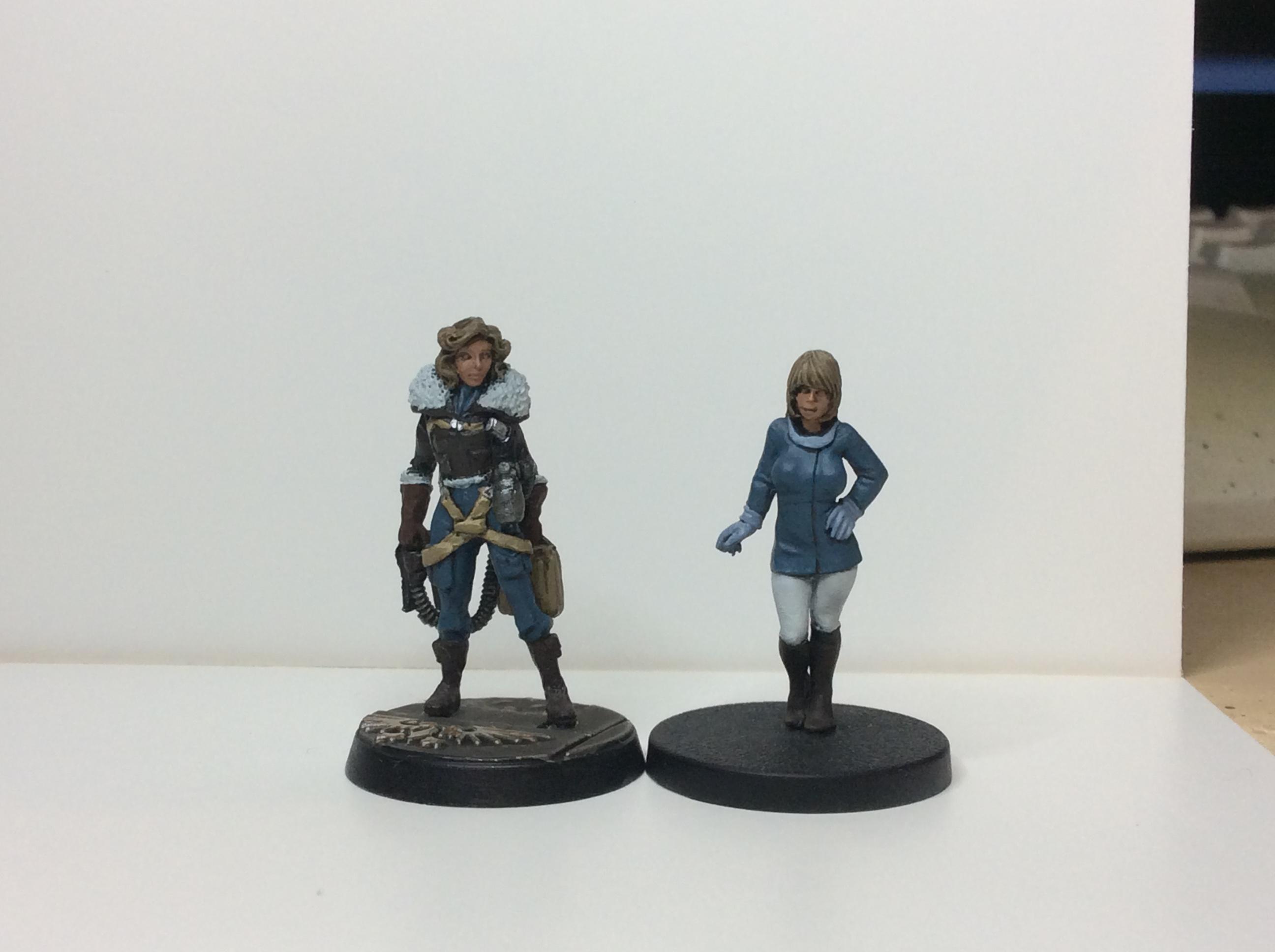 Pilot & nurse