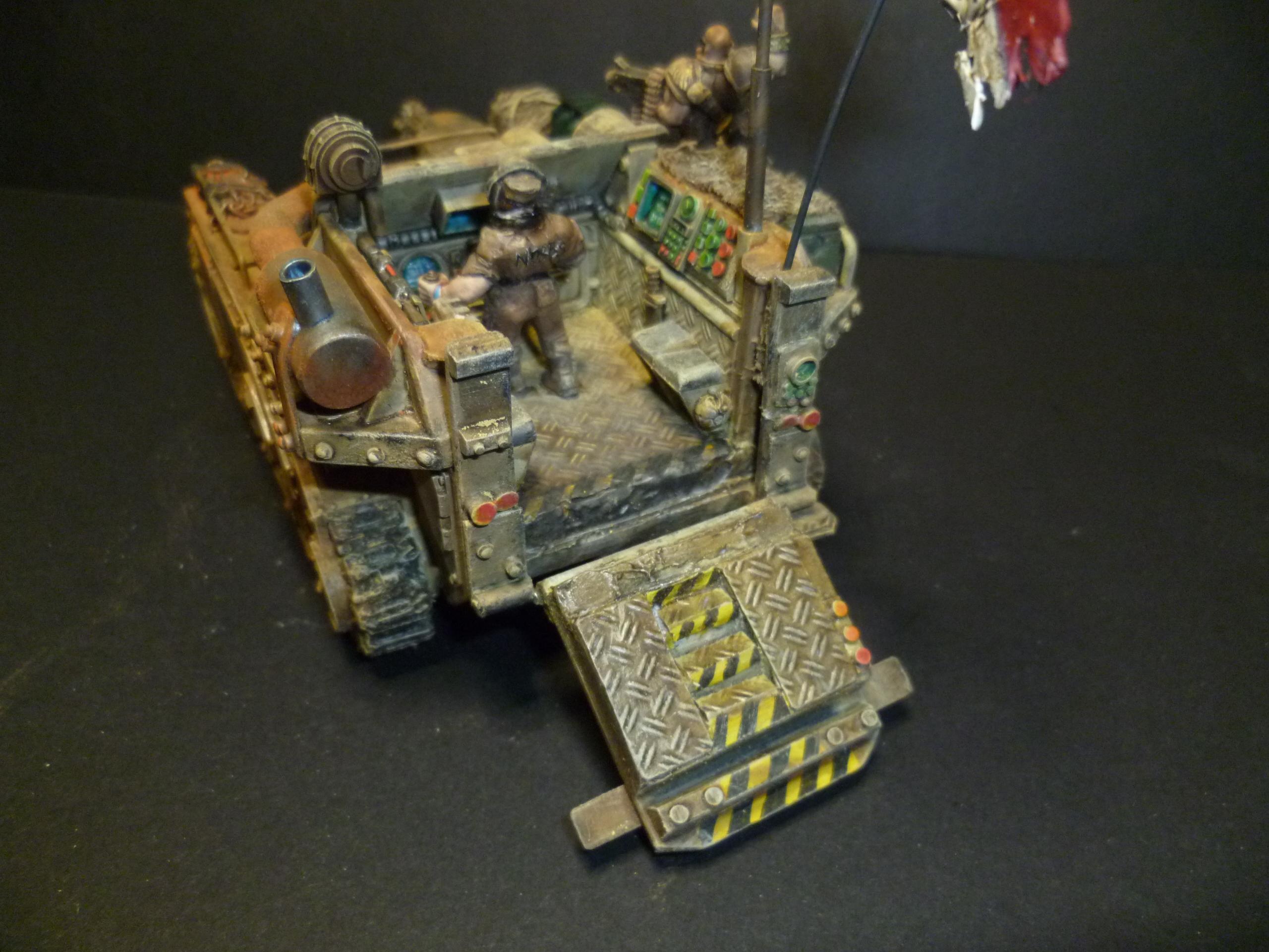Imperial Guard, Recon