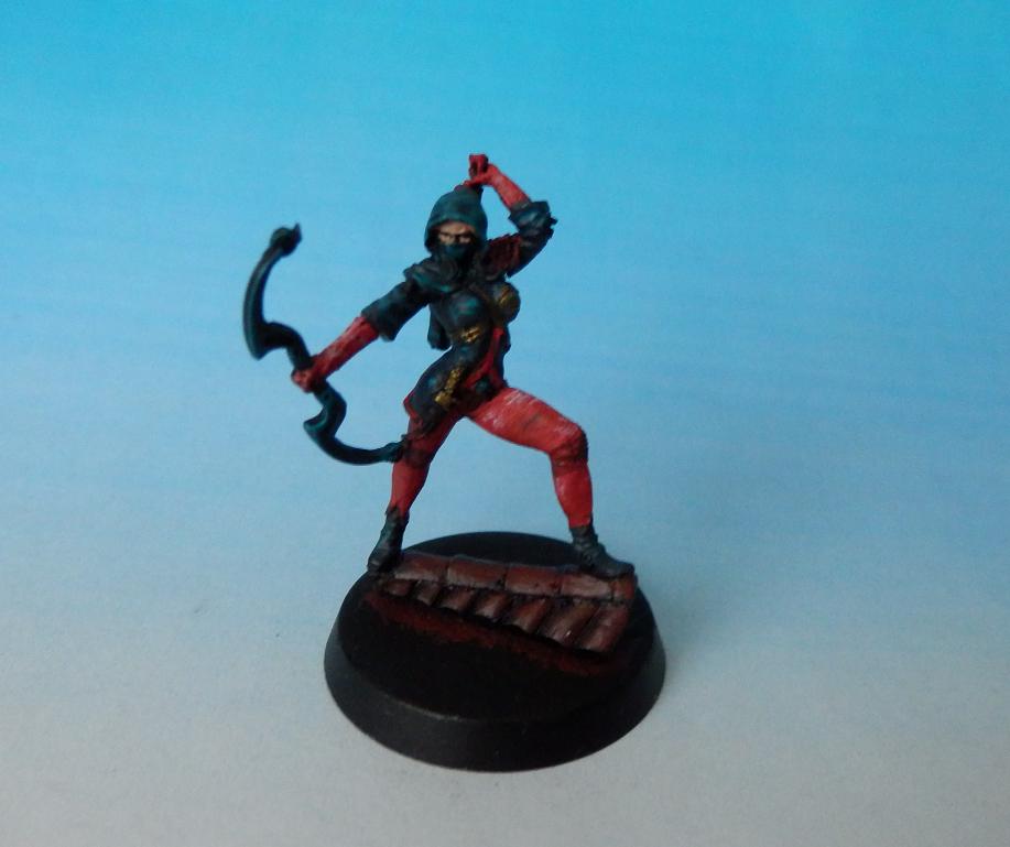 Archers, Ninjas, Thief