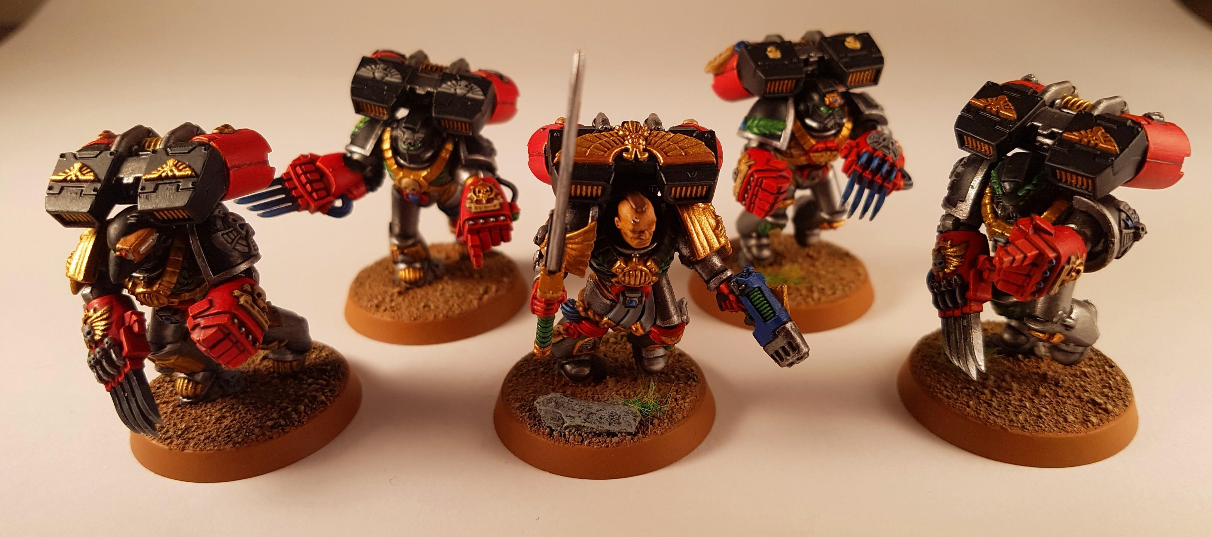 Oldhammer, Stark Crusaders, Vanguard Veterans
