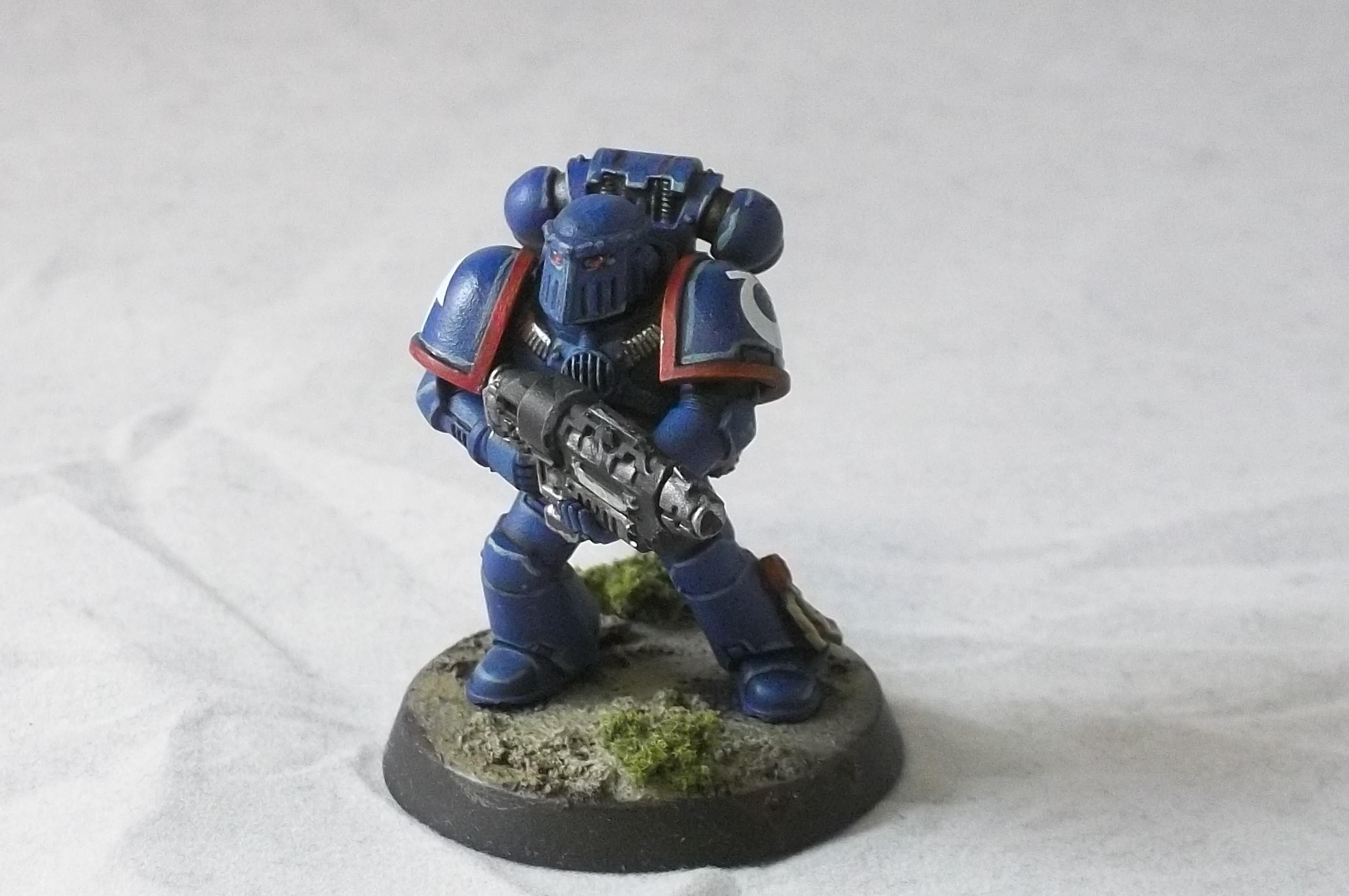 3rd Company, Tactical Squad, Ultramarines
