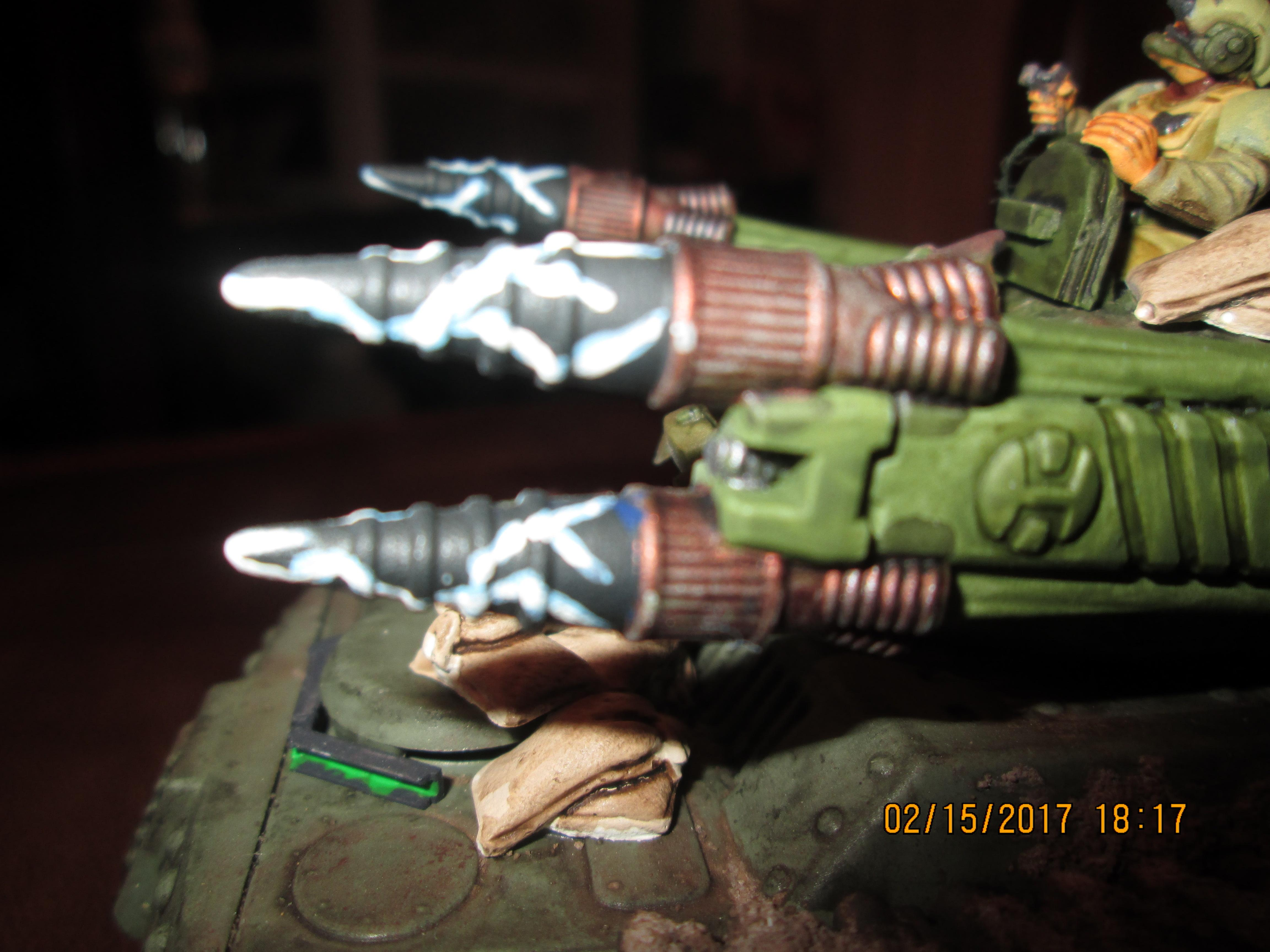 Bronekorpus Conversion, Hydra, Tank