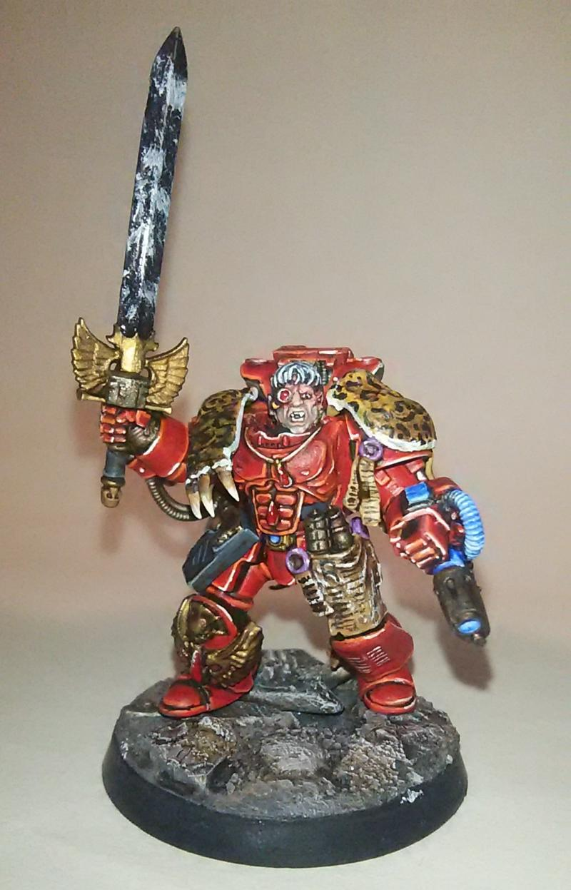 Blood Angels, Captain