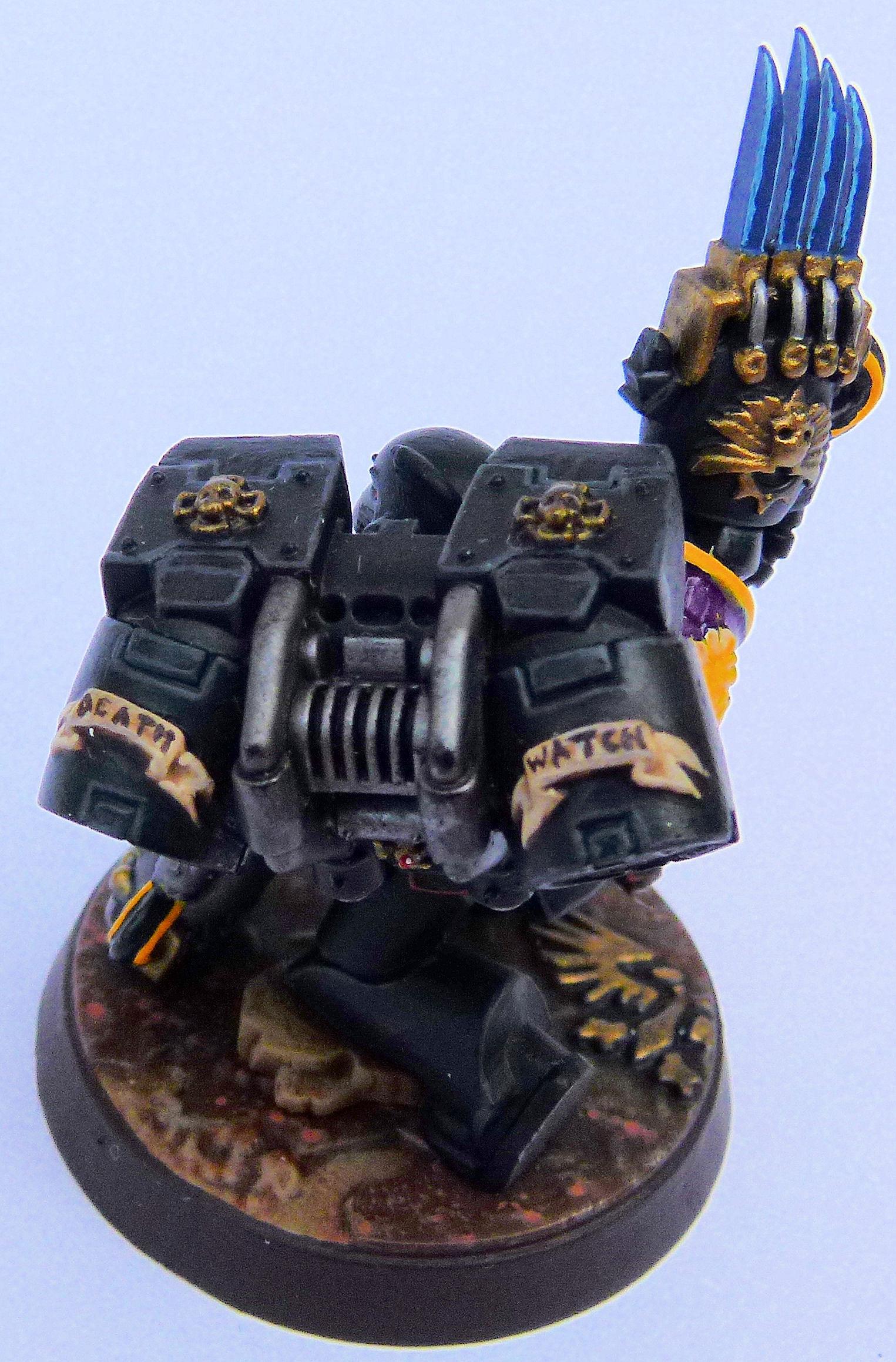 Hawklord Deathwatch Veteran Top