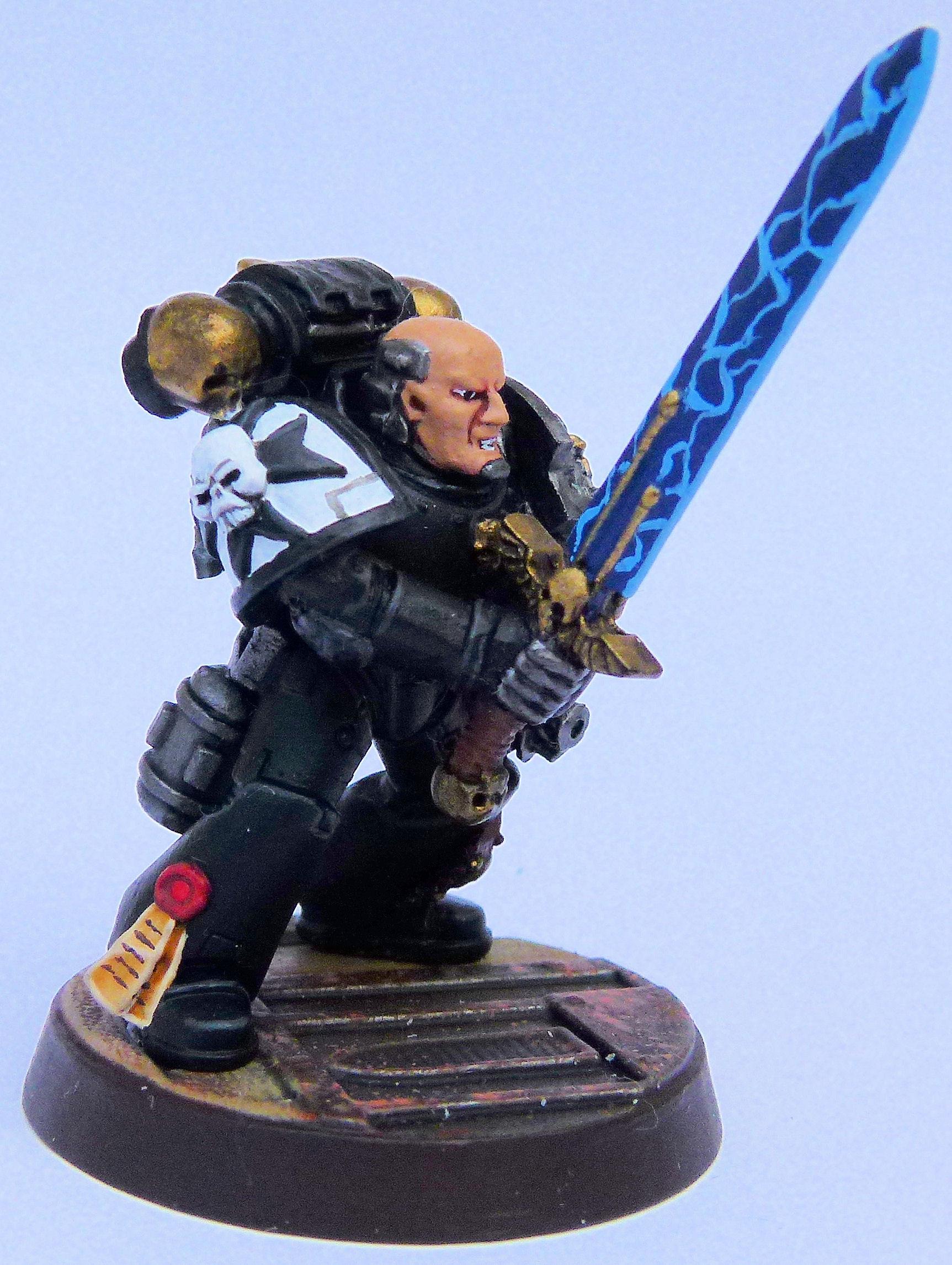 Black Templar Deathwatch Veteran 2 Right