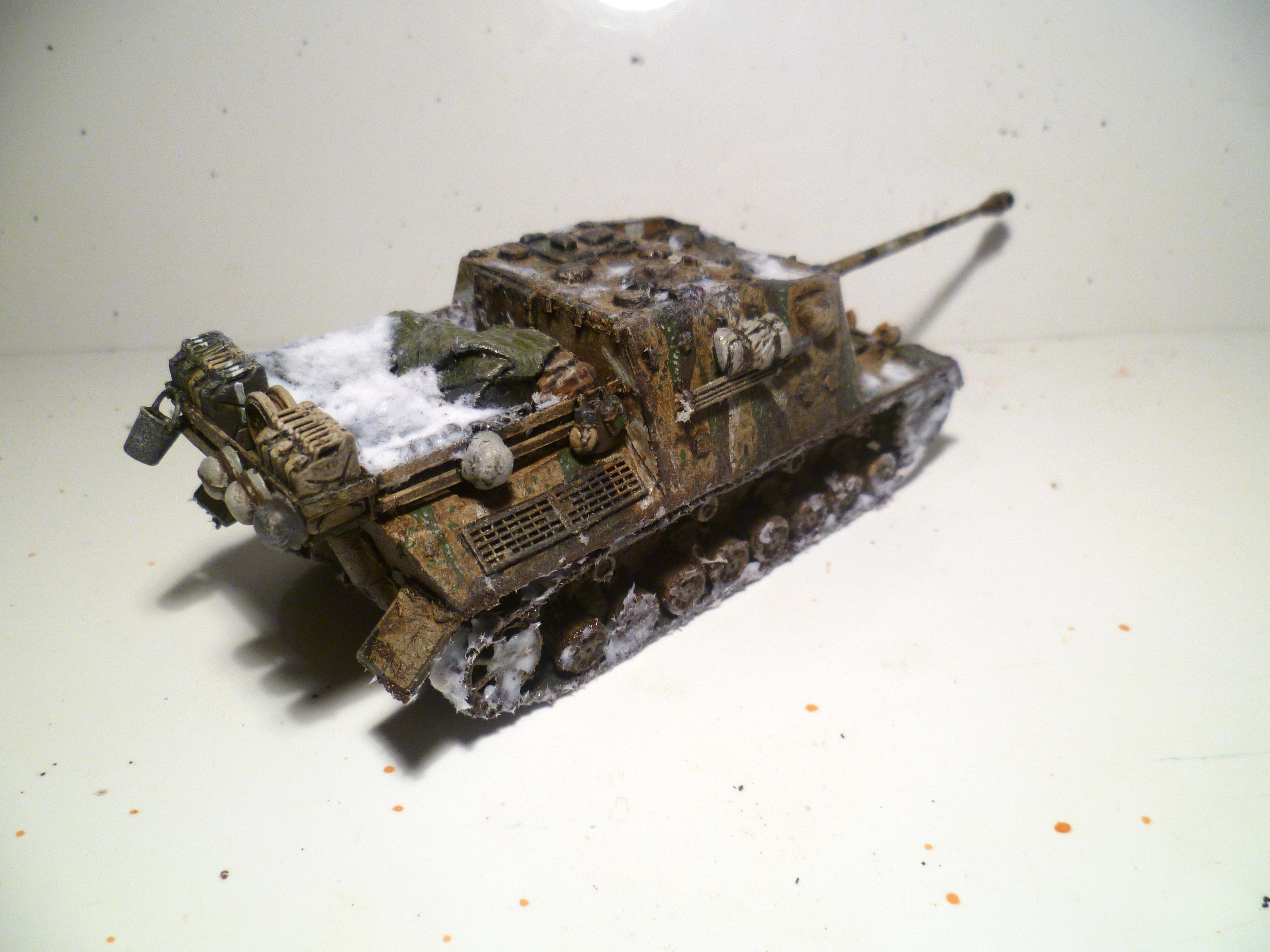 Alternative, Conversion, Germans, History, Winter, World War 2