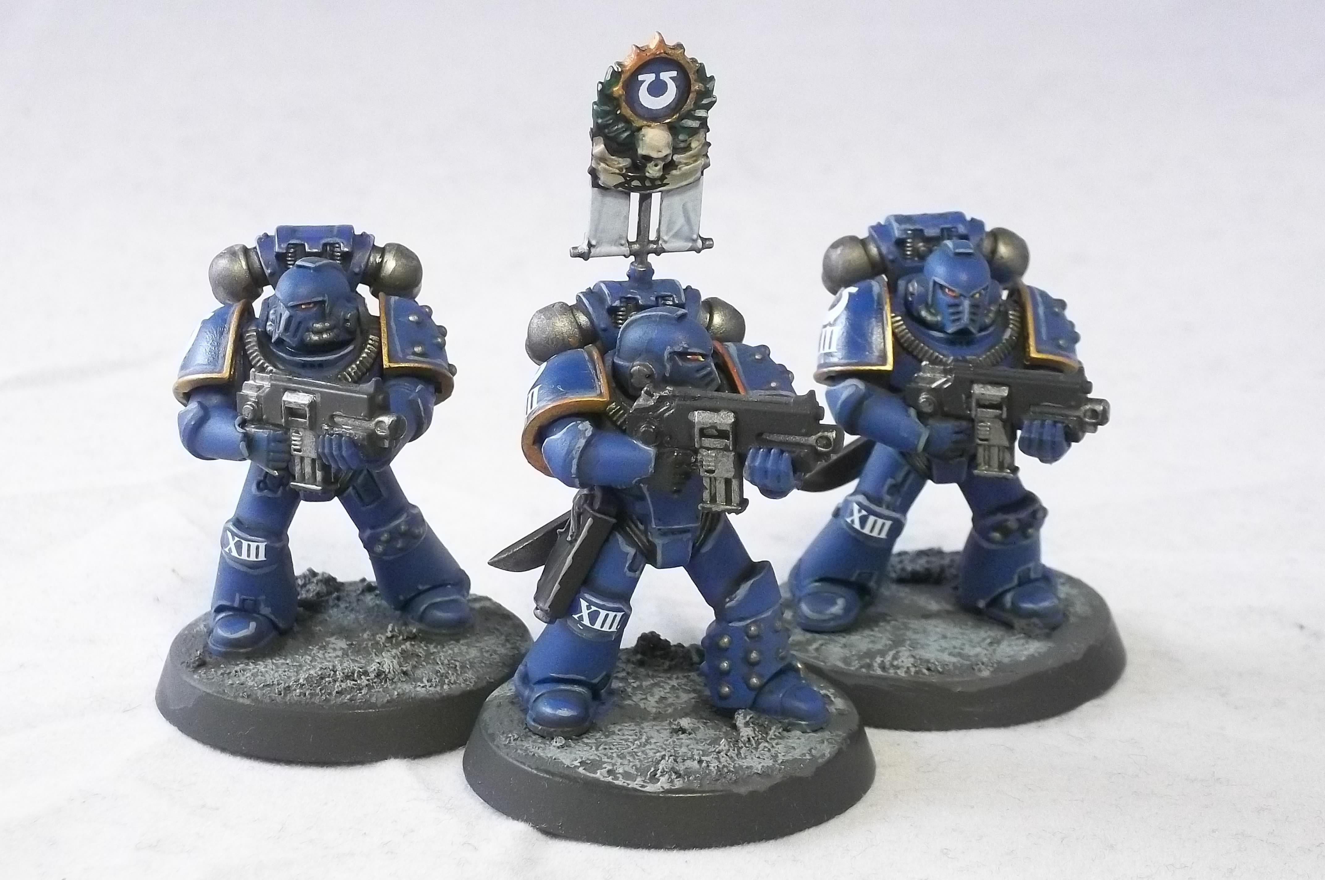 Horus Heresy, Legion Veterans, Ultramarines