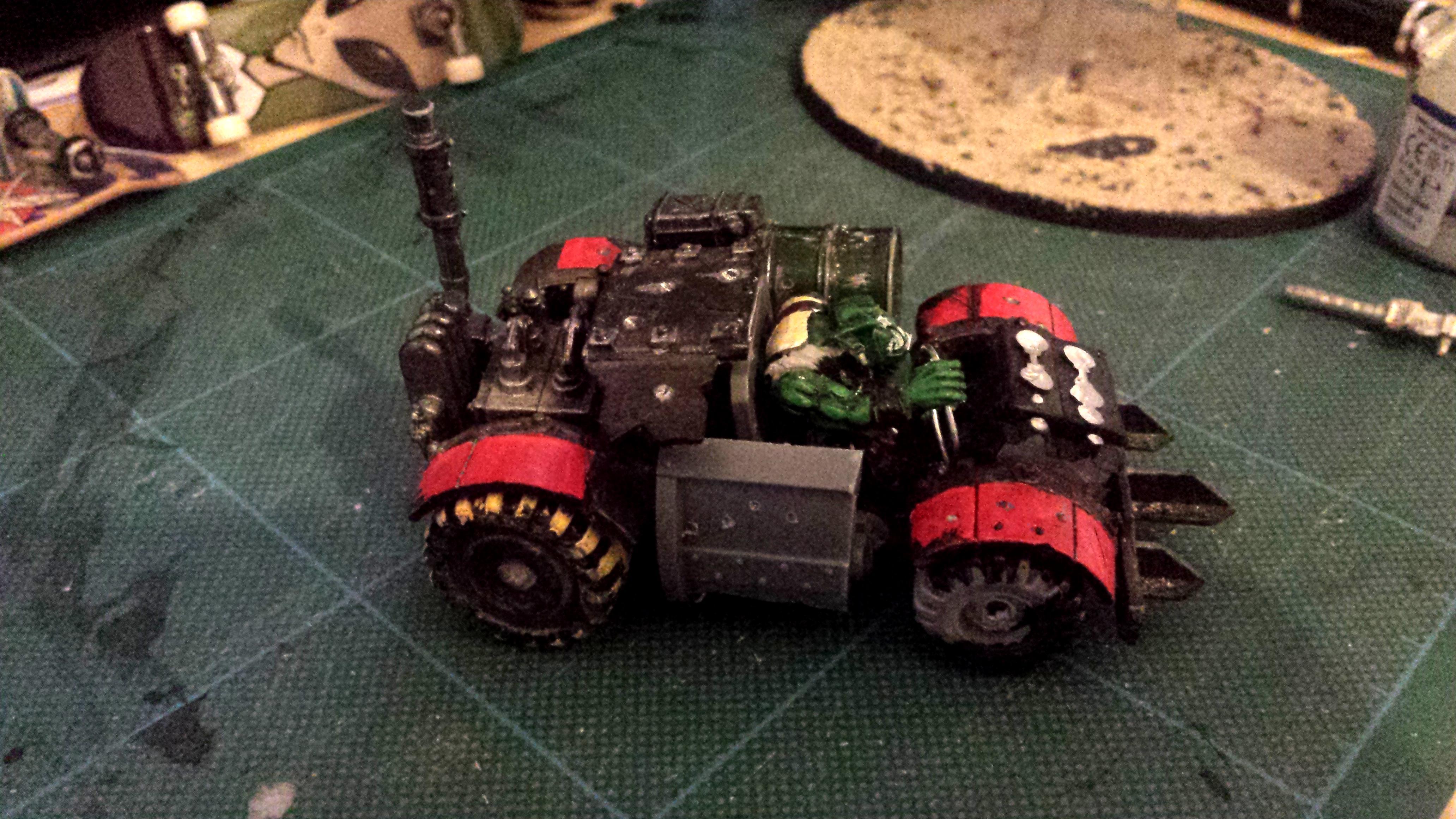 Conversion, Orks, Warbuggy
