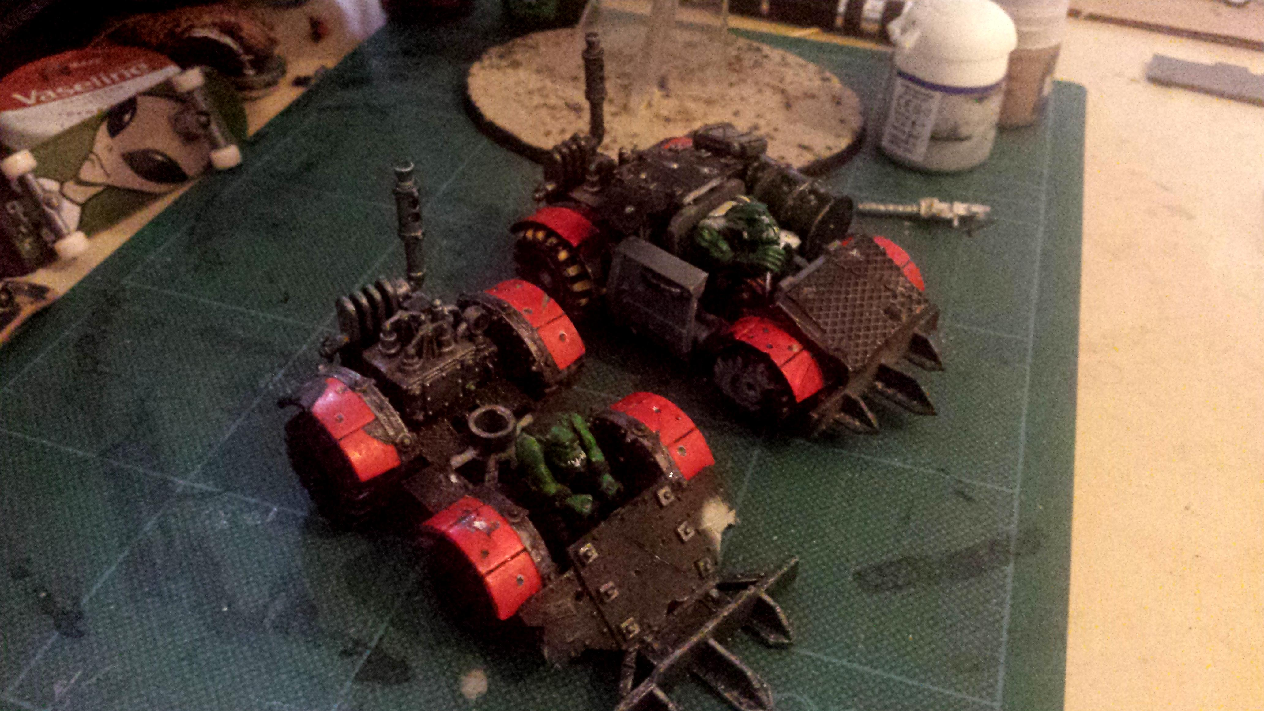 Conversion, Orks, Warbuggy