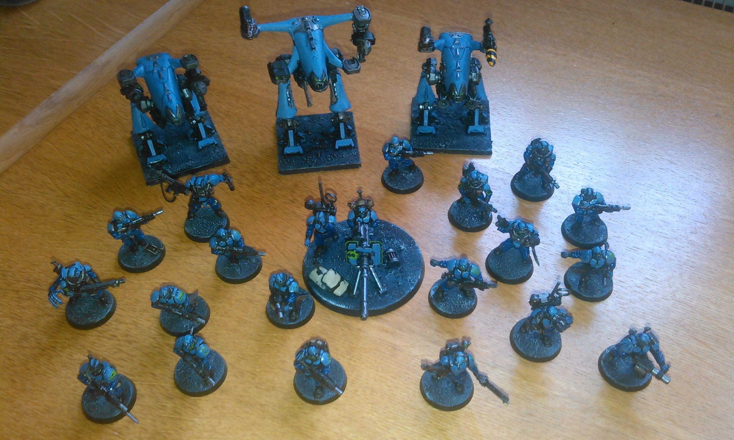 Dreadnought, Genestealer Cult, Neophytes, Pdf, Sentinel, Space Crusade