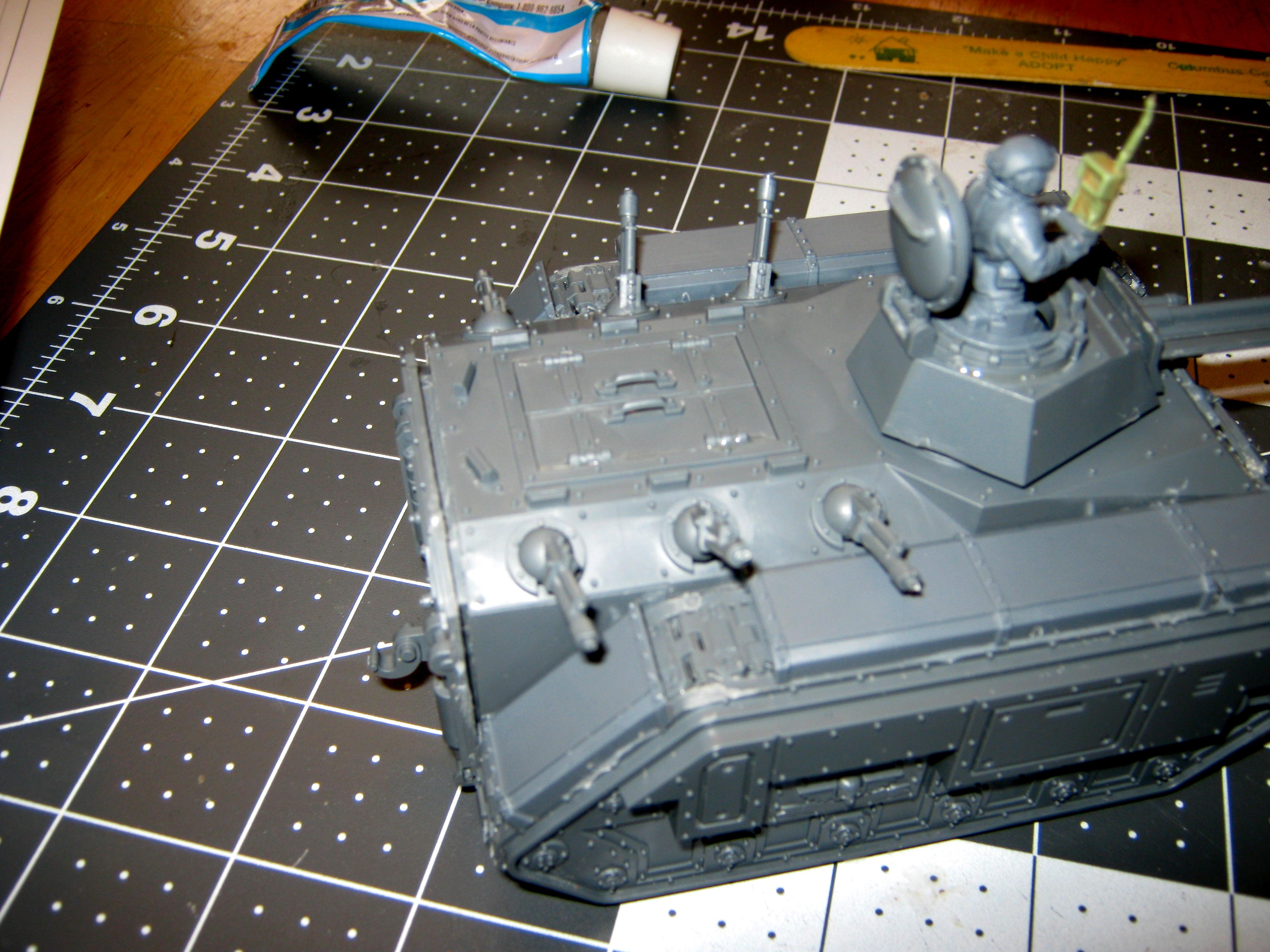 Apc, Armored Personnel Carrier, Astra Militarum, Chimera, Ifv, Imperial, Imperial Guard, Infantry Fighting Vehicle, Transport