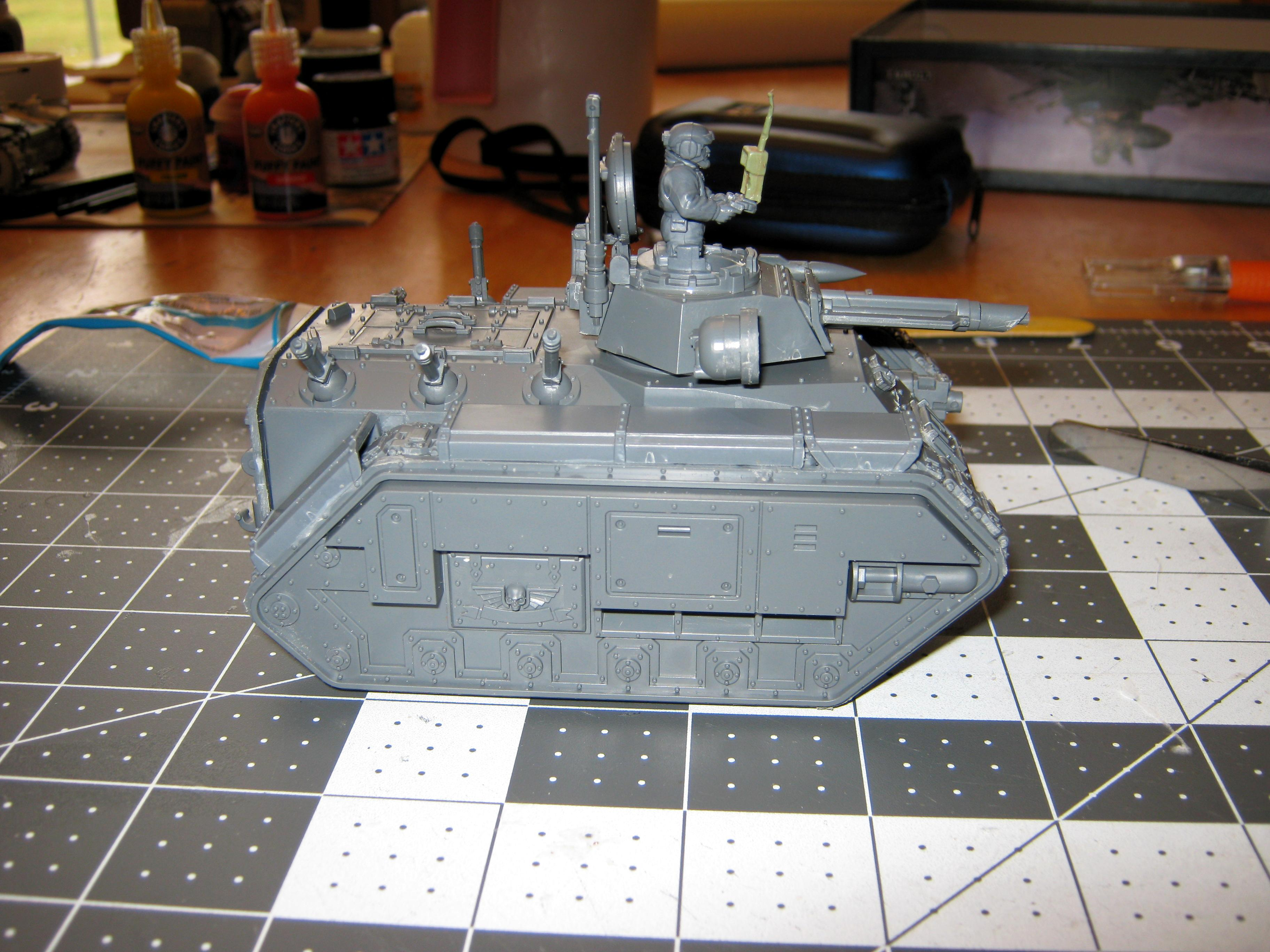 Apc, Armored Personnel Carrier, Astra Militarum, Chimera, Conversion, Ifv, Imperial, Imperial Guard, Infantry Fighting Vehicle, Transport