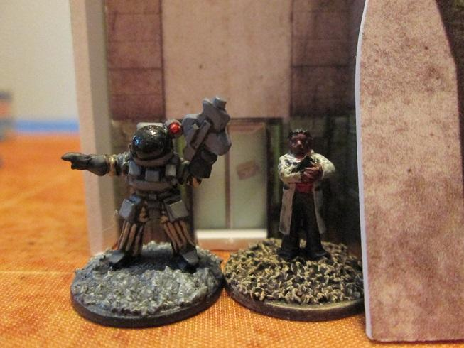 Khurasan Minis compared to the door