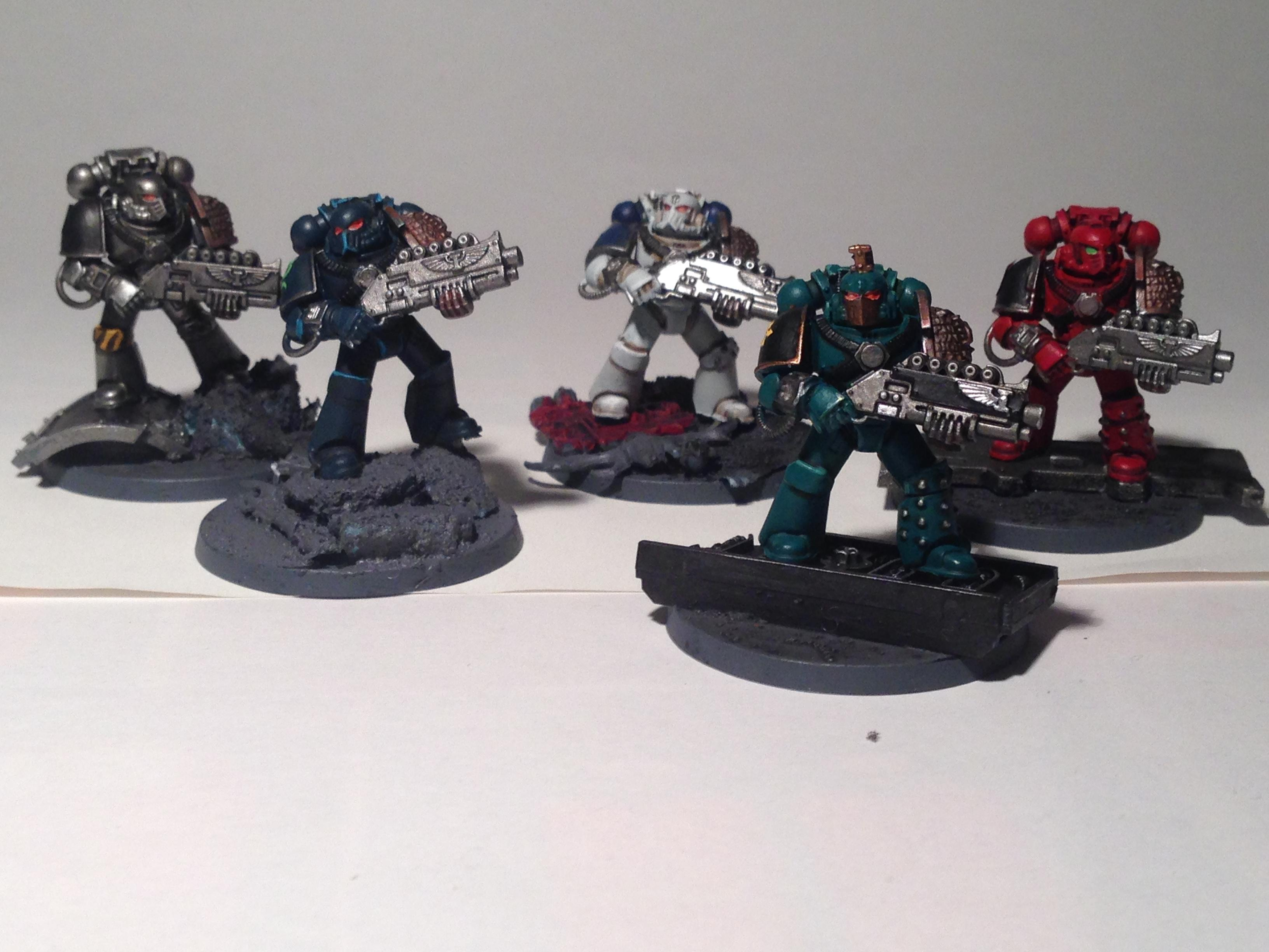 Chaos Corsairs SC #3