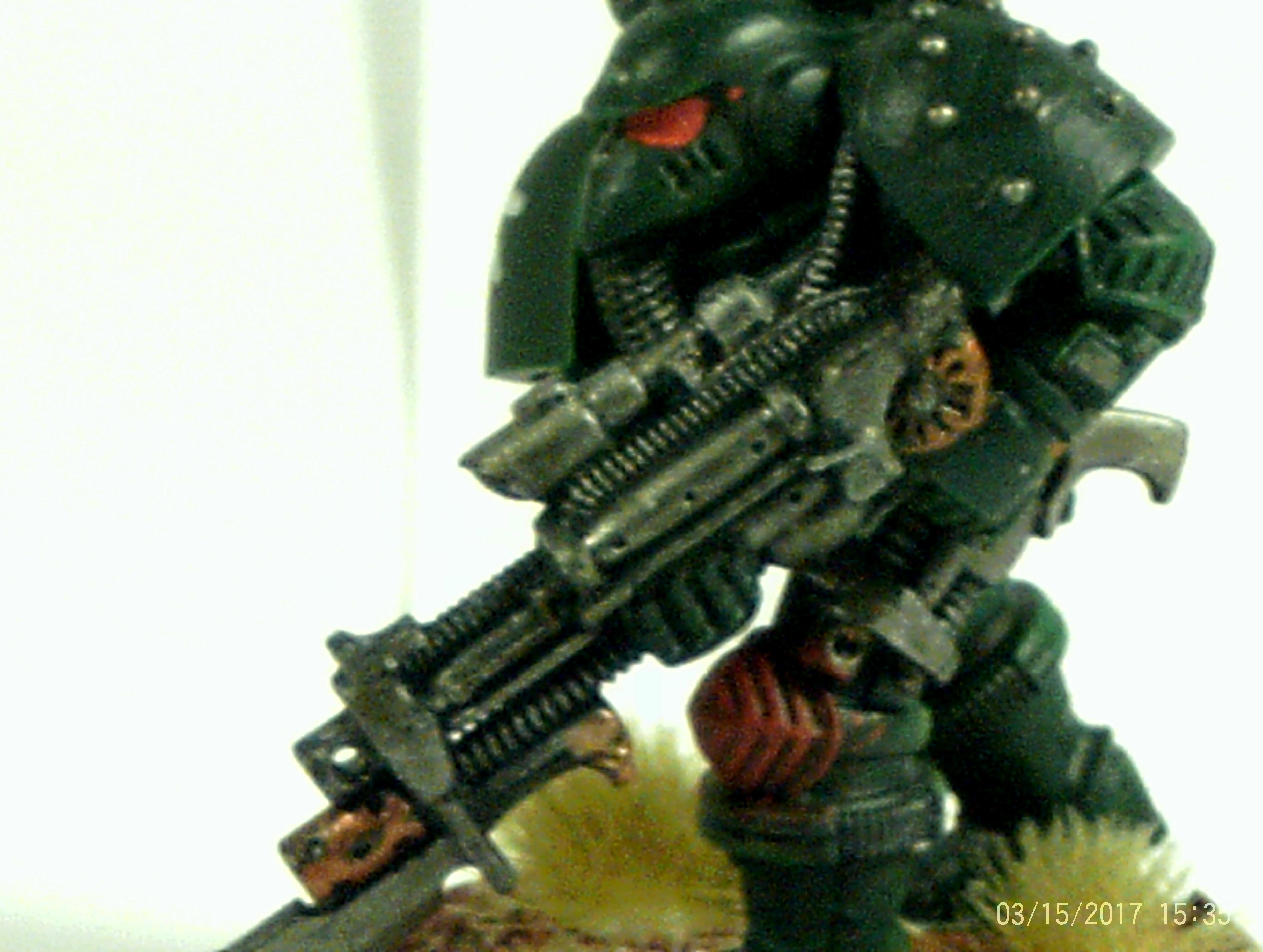 Angel, Anniversary, Bolter, Dark, Imperial, Space, Space Marines, Special