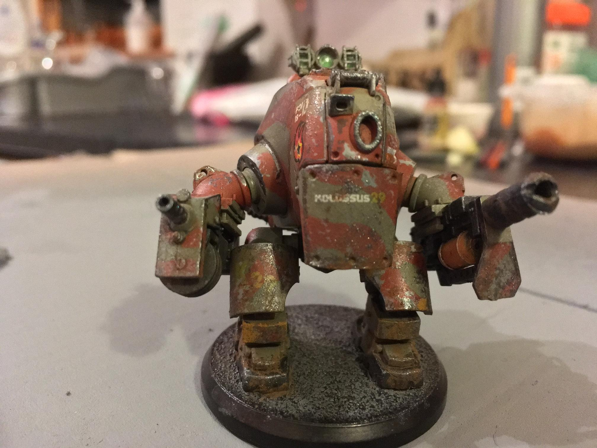 Armor, Armoured, AT-43, Battle, Camoflague, Camouflage, Chipped, Crusty, Damage, Dust, Heavy, Metal, Metalic, Mud, Repair, Rivets, Rough, Rust, Rusted, Walker, War, Weathered