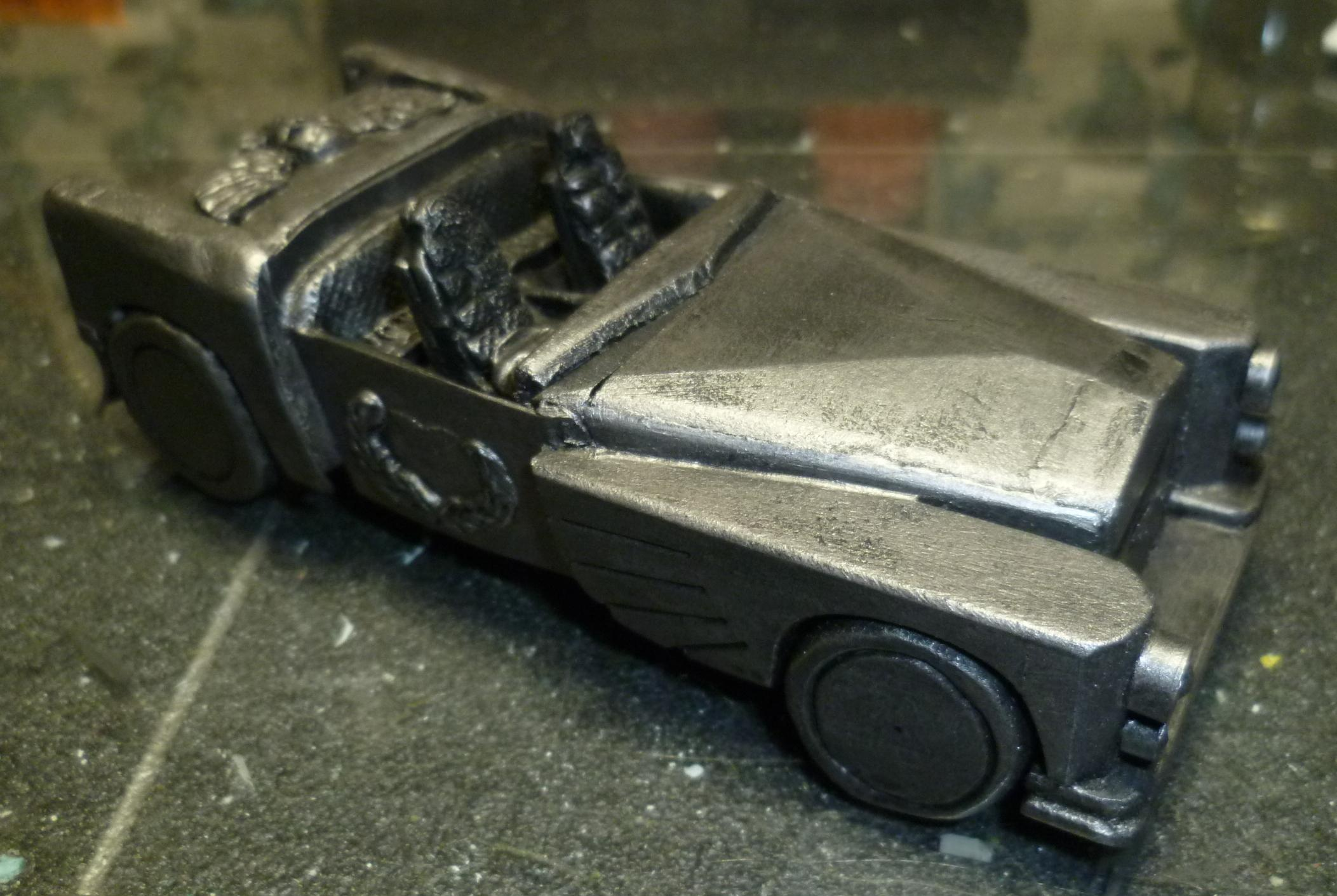 Imperial Officers car