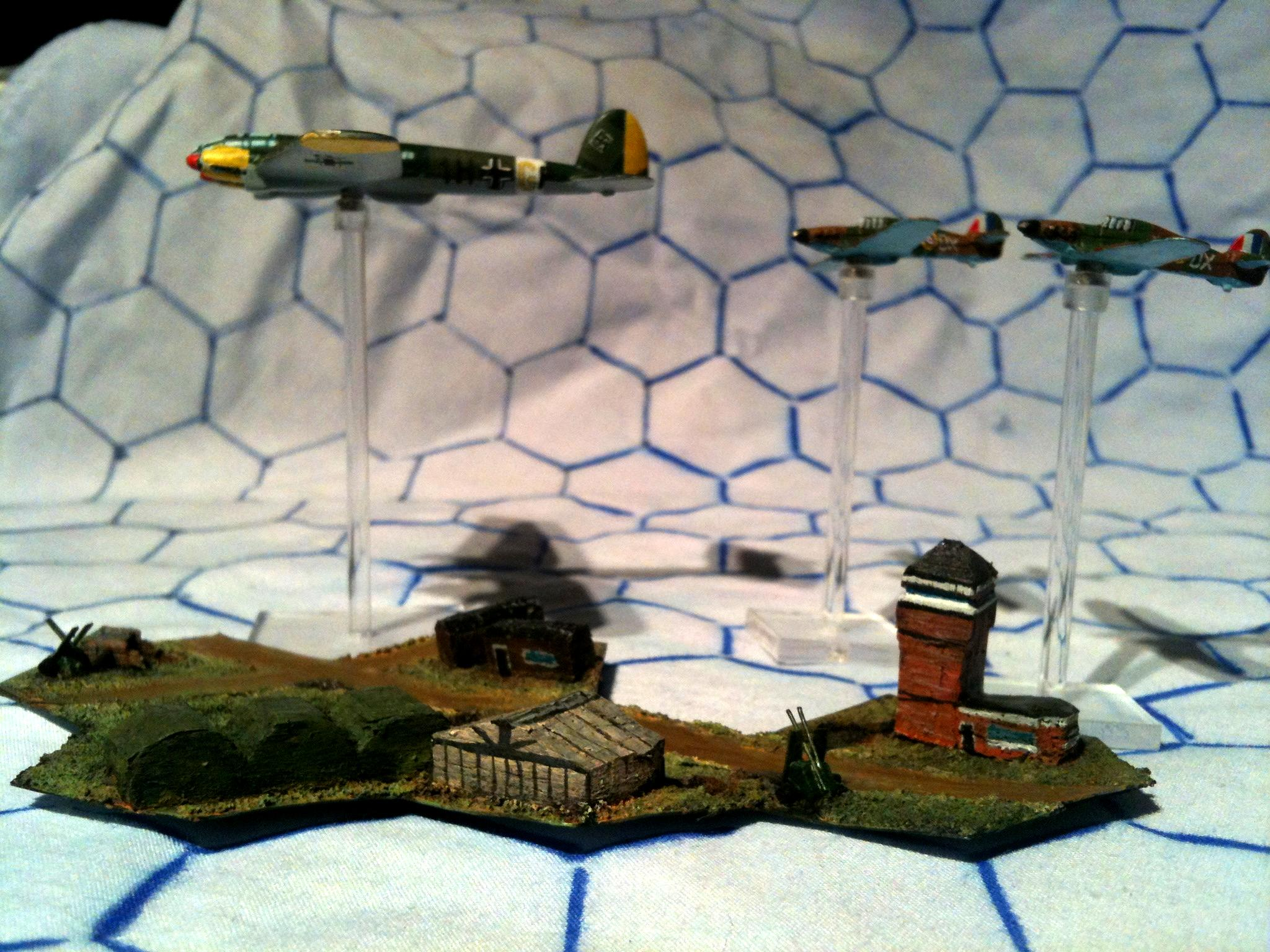 1:300, 6mm, Airborne, Aircraft, Airplane, Aviation, Check Your 6!, Fliers, Objective Marker, Planes, World War 2