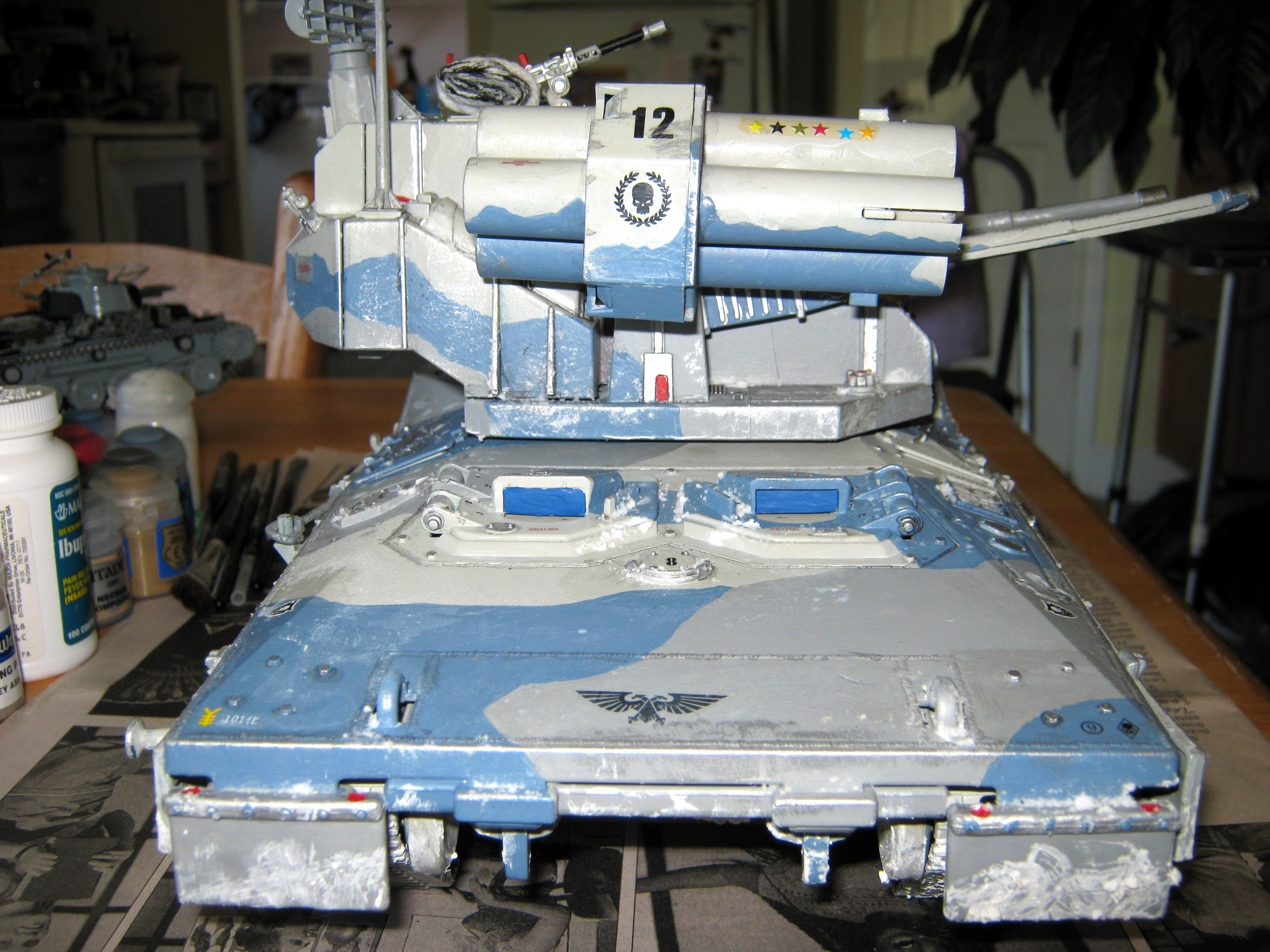 Adv, Afv, Air Defense Vehicle, Anti-aircraft, Artillery, Conversion, G.i. Joe, Imperial, Self Propelled, Super-heavy, Tank, Toy