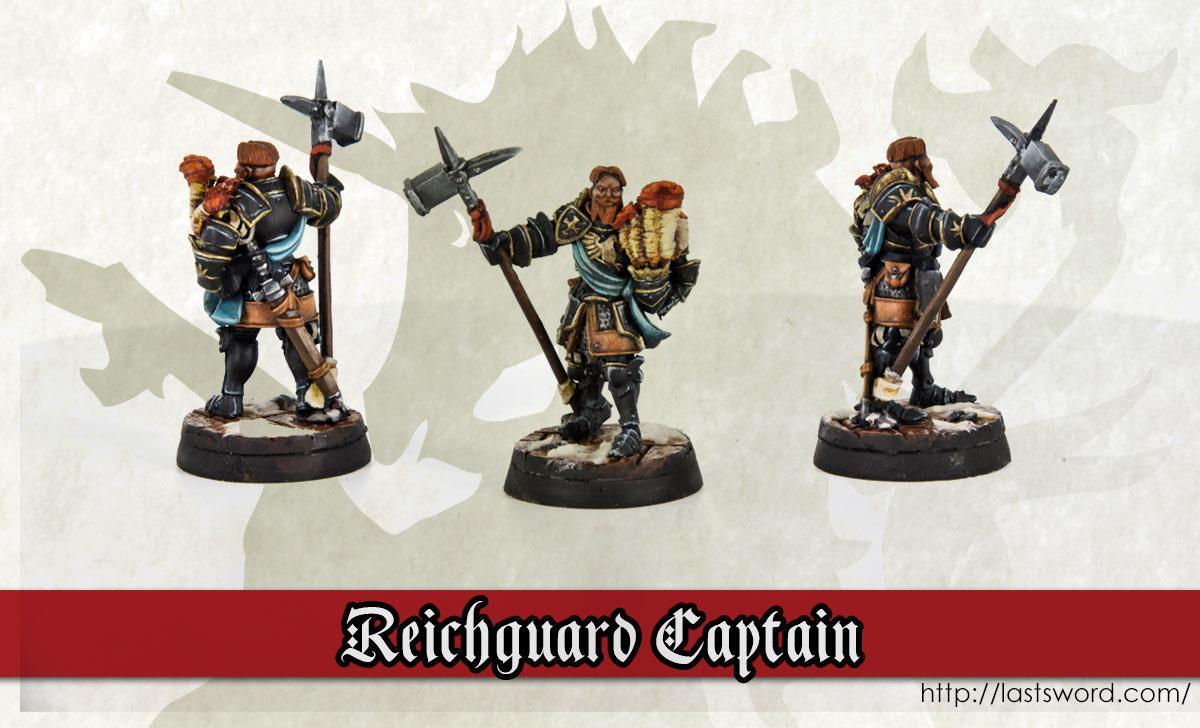 Empire, Lastsword, Reichguard, Warhammer Fantasy