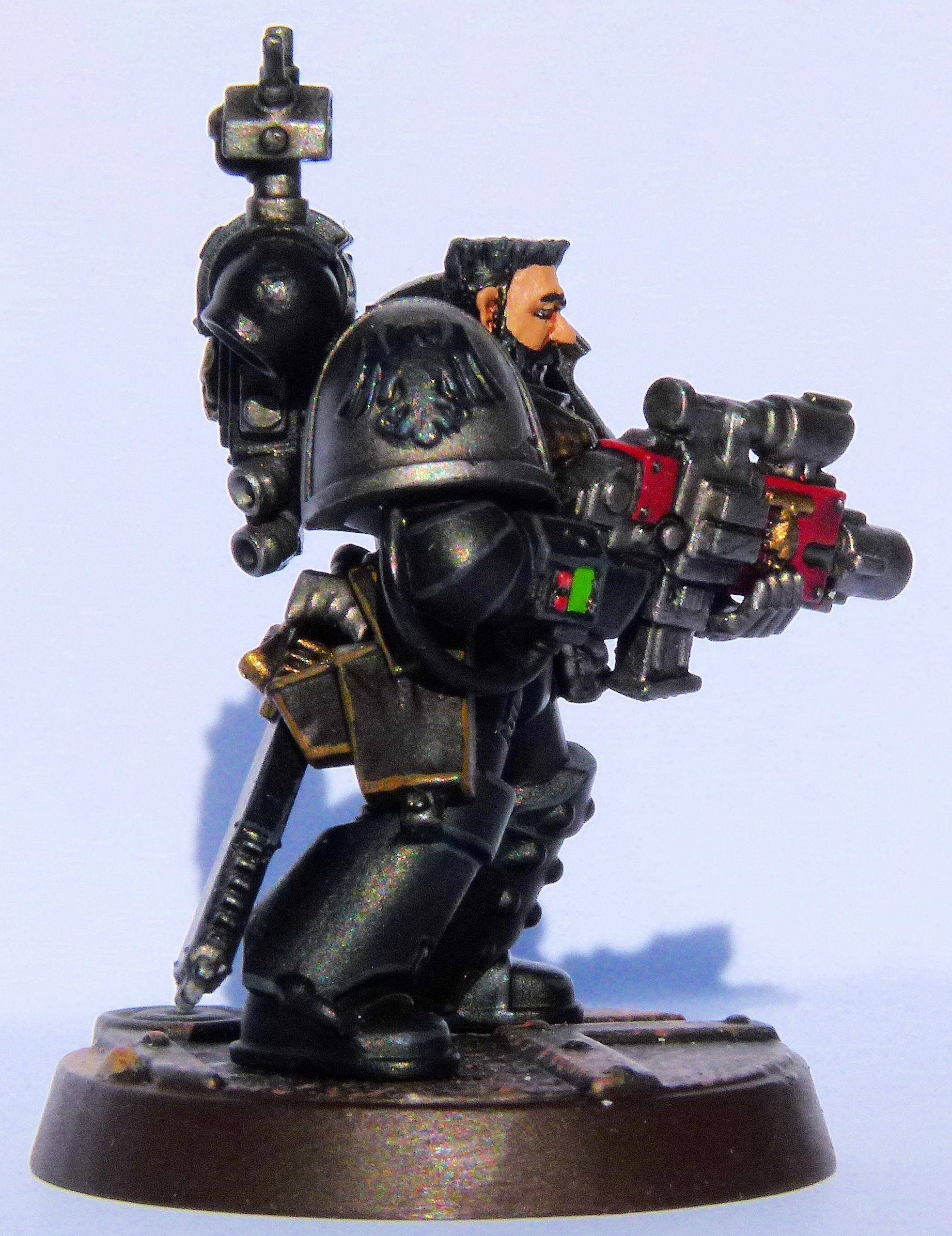 Knights of the Raven Deathwatch Veteran Right